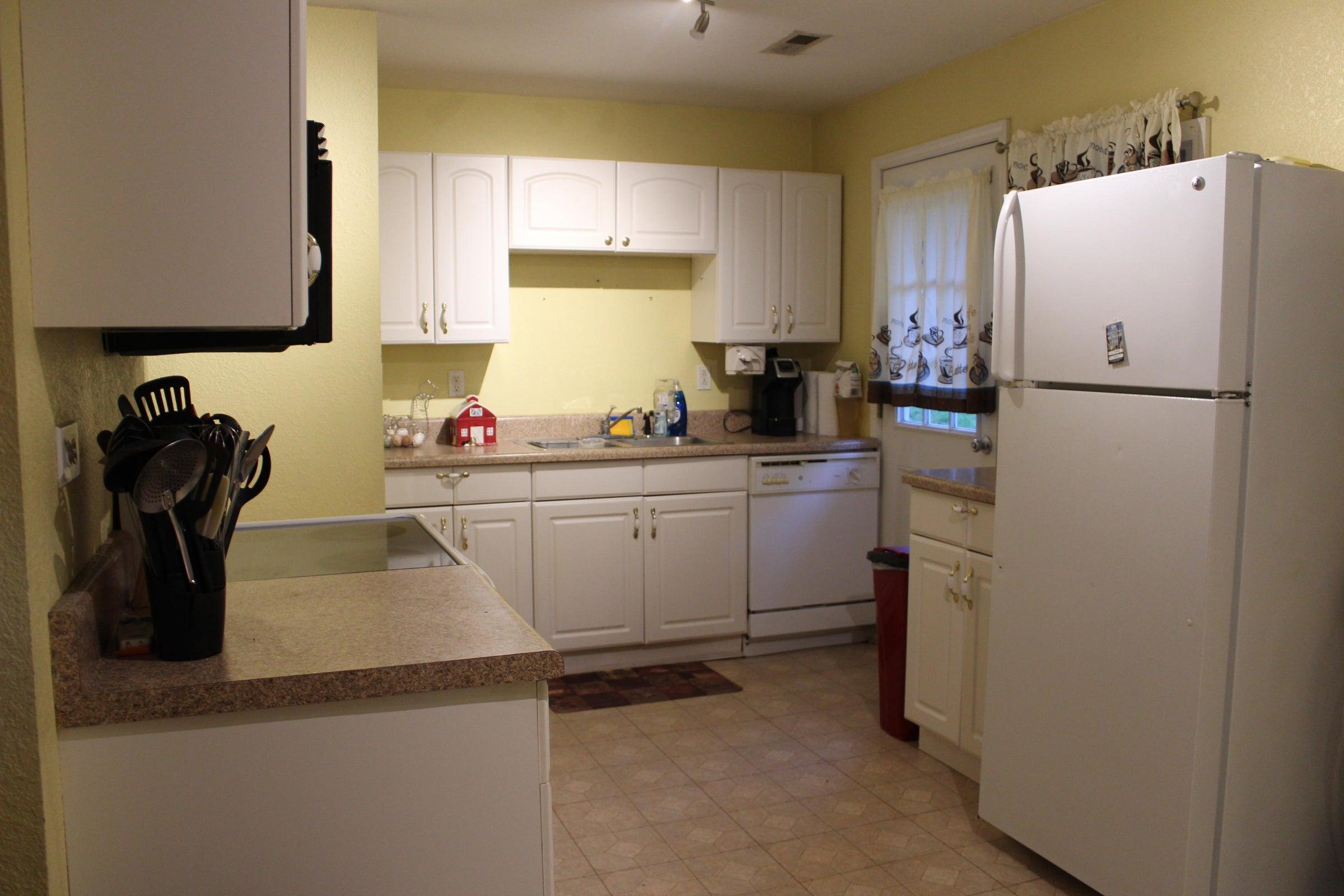 Appliances remain