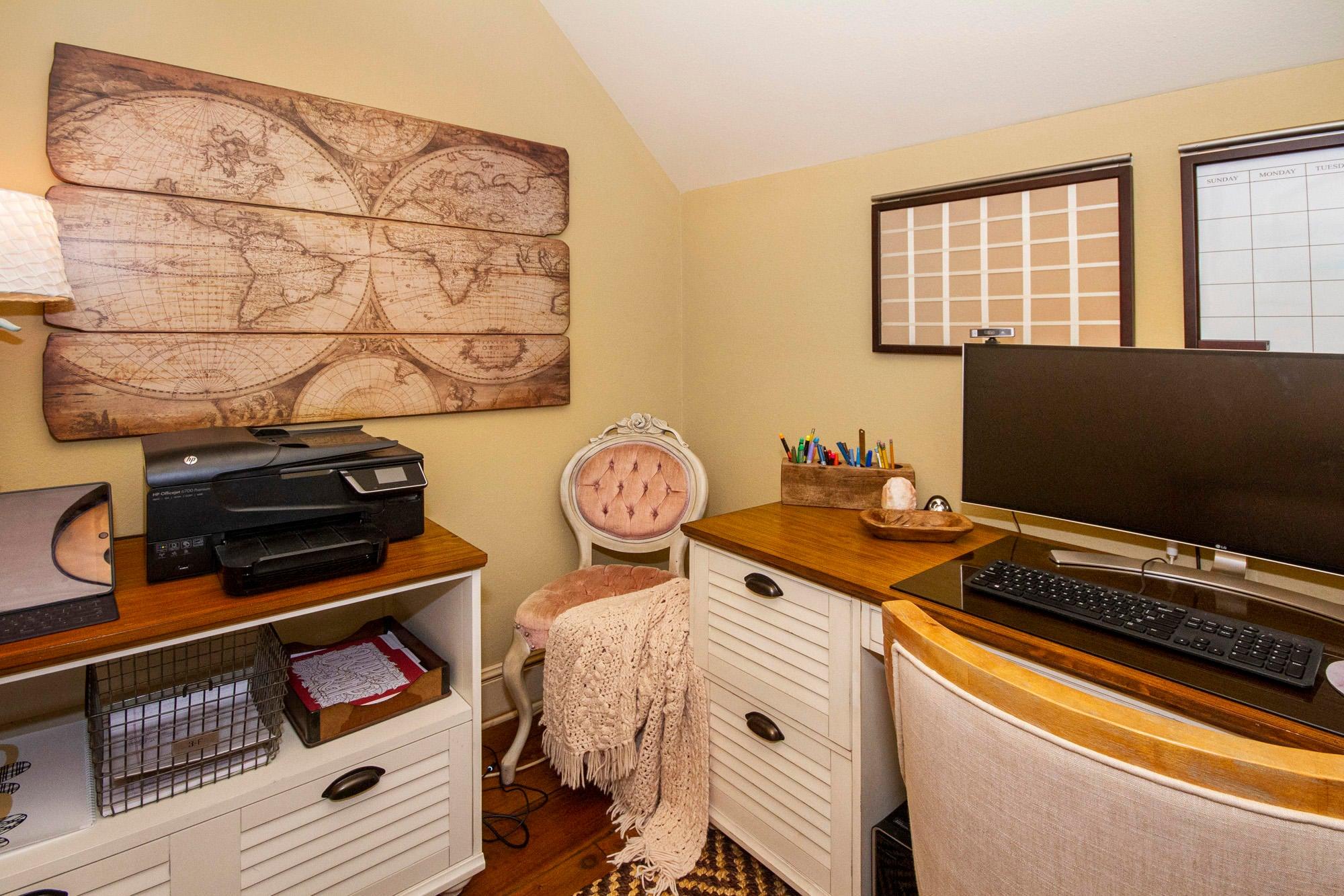Cozy Office area