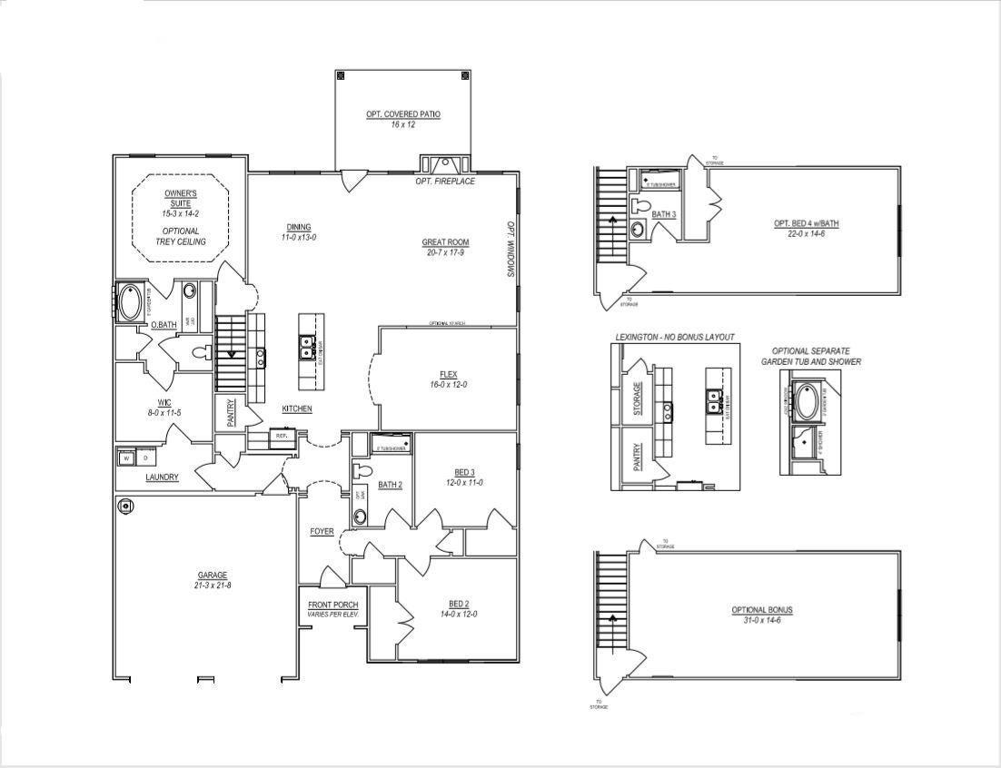 Lexington Floorplan PP