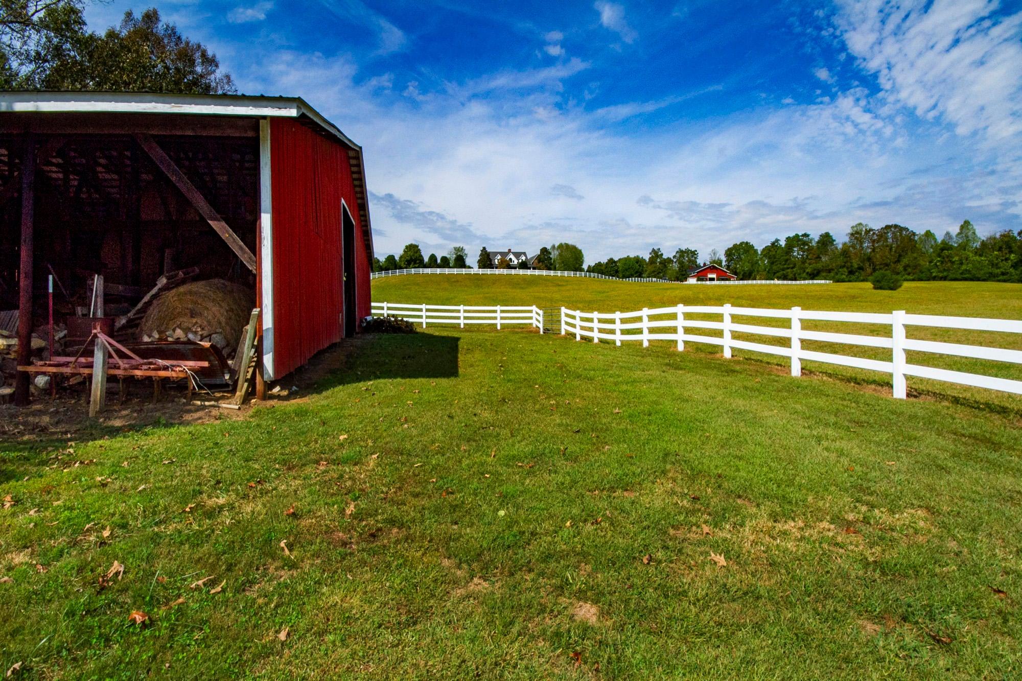 Entry Barn