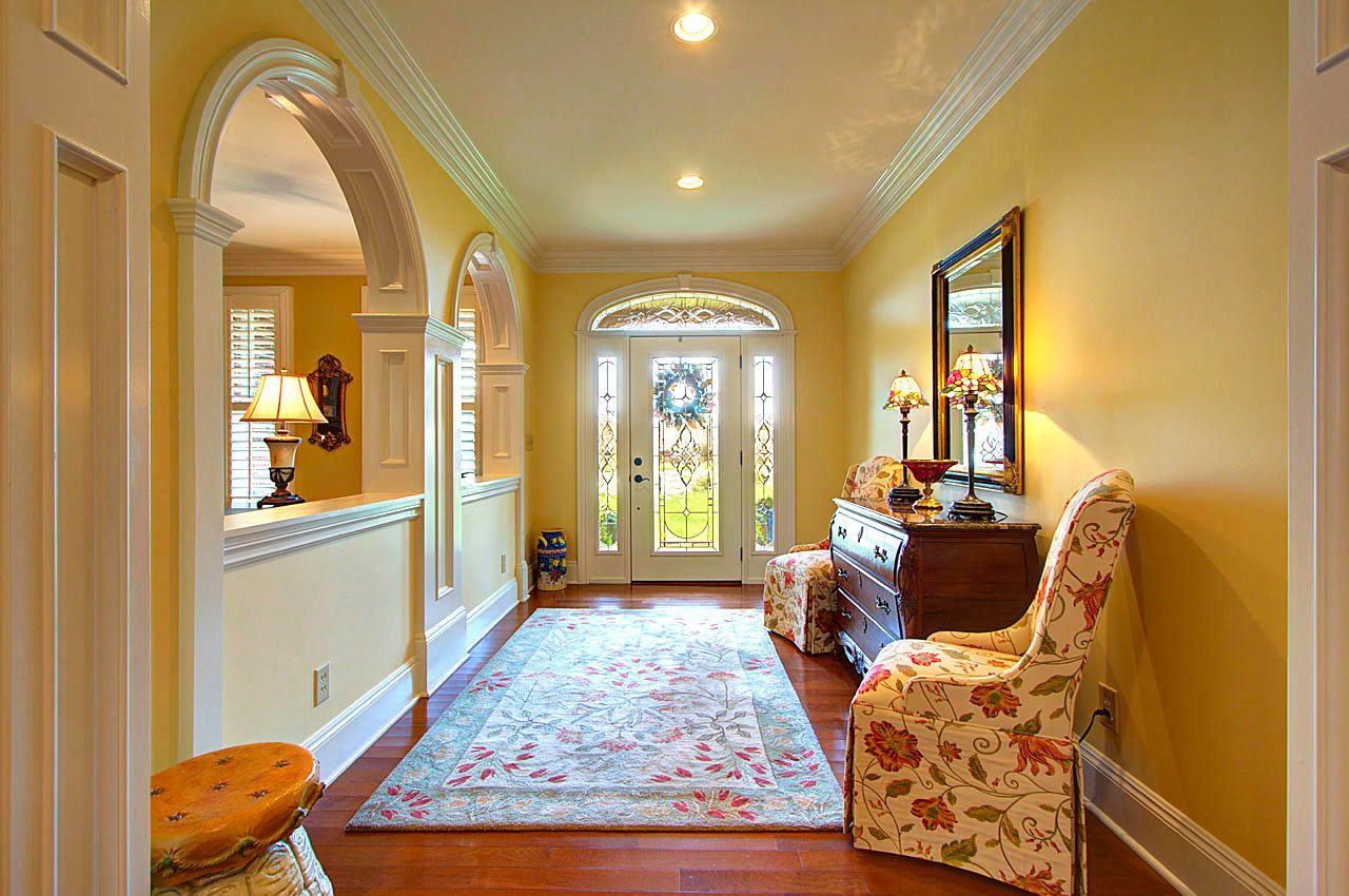 Entry Foyer - View from Living Room