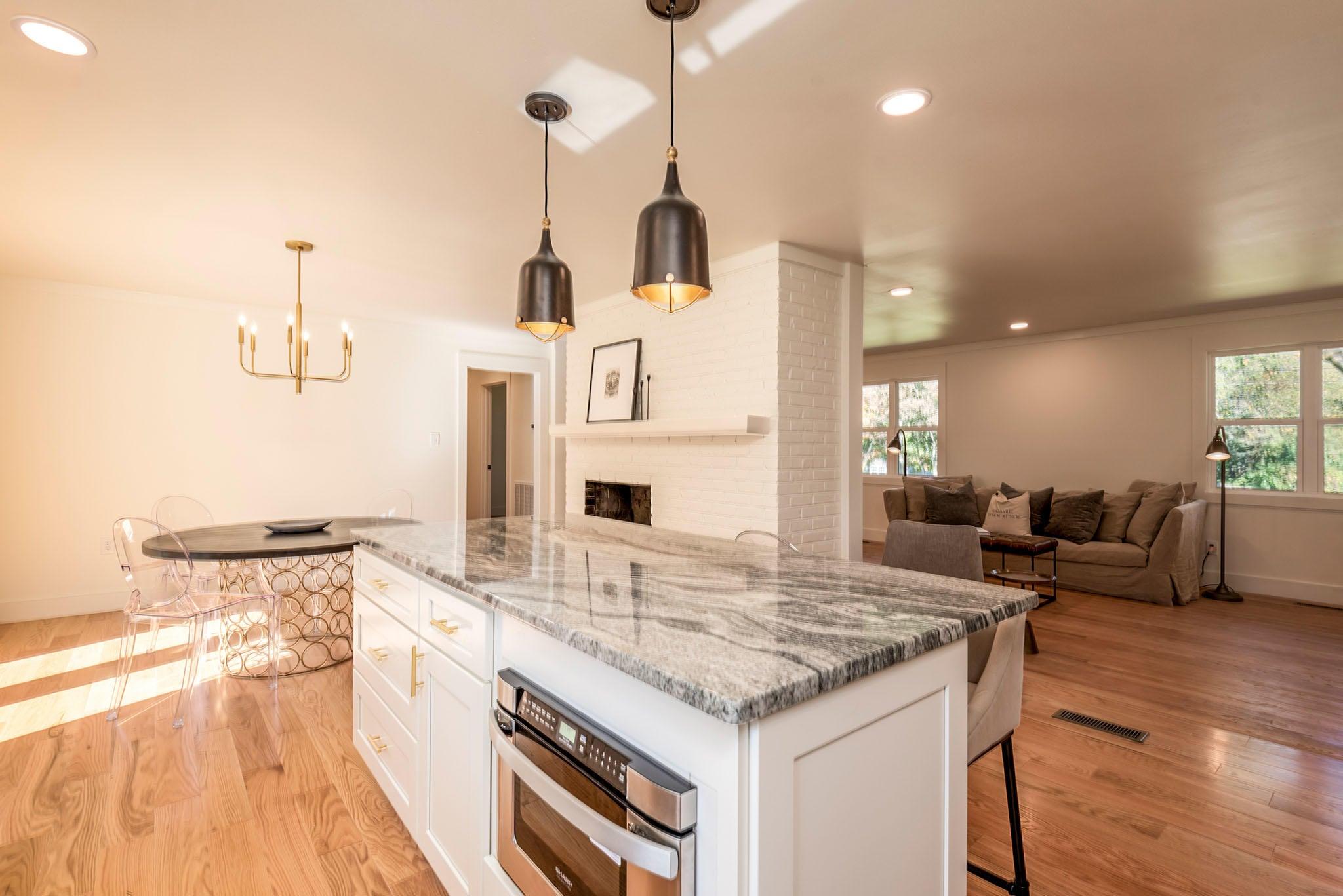 Kitchen View 5