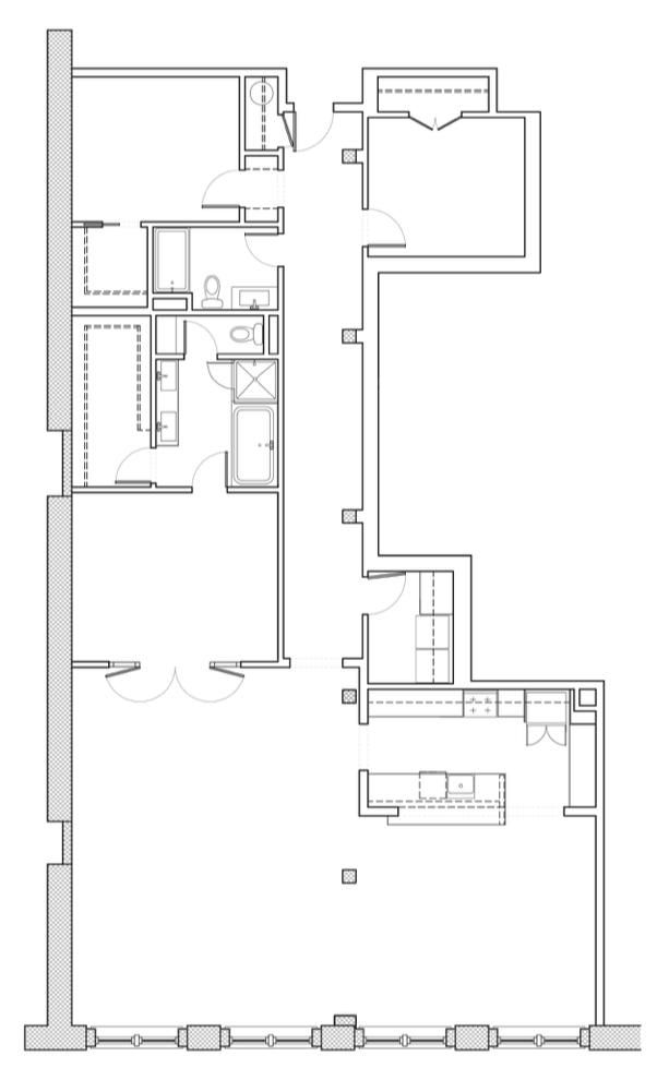 JCP301 large floor plan