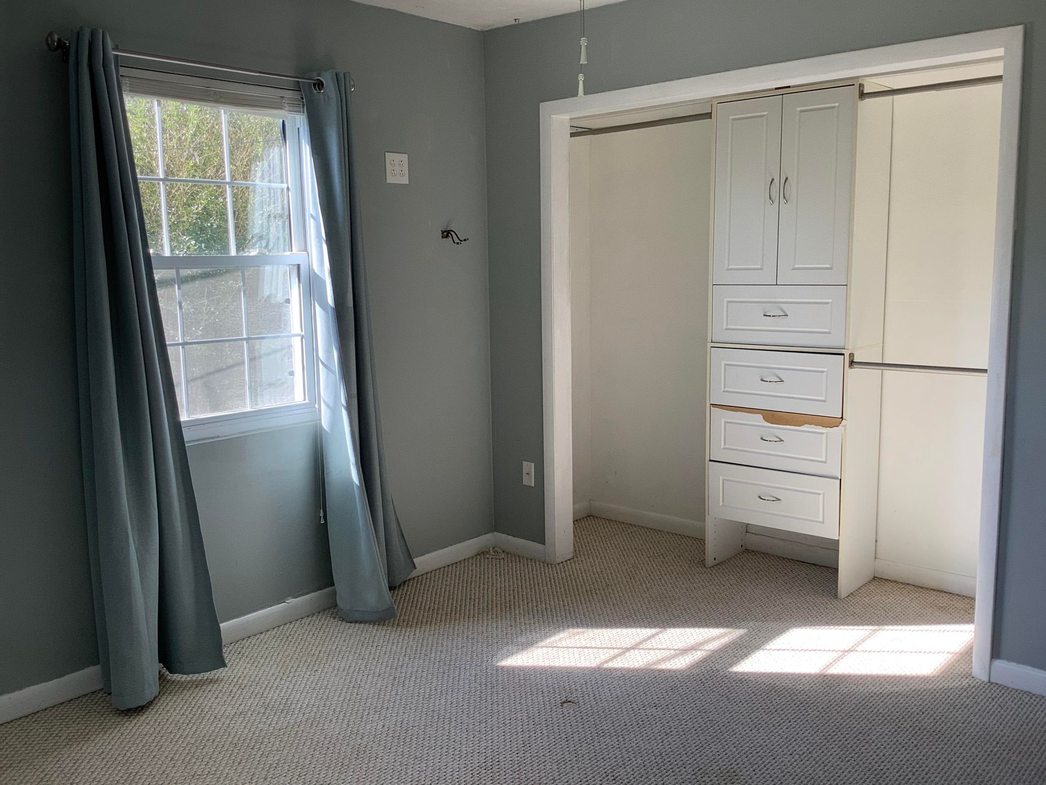 Master Bedroom/closet
