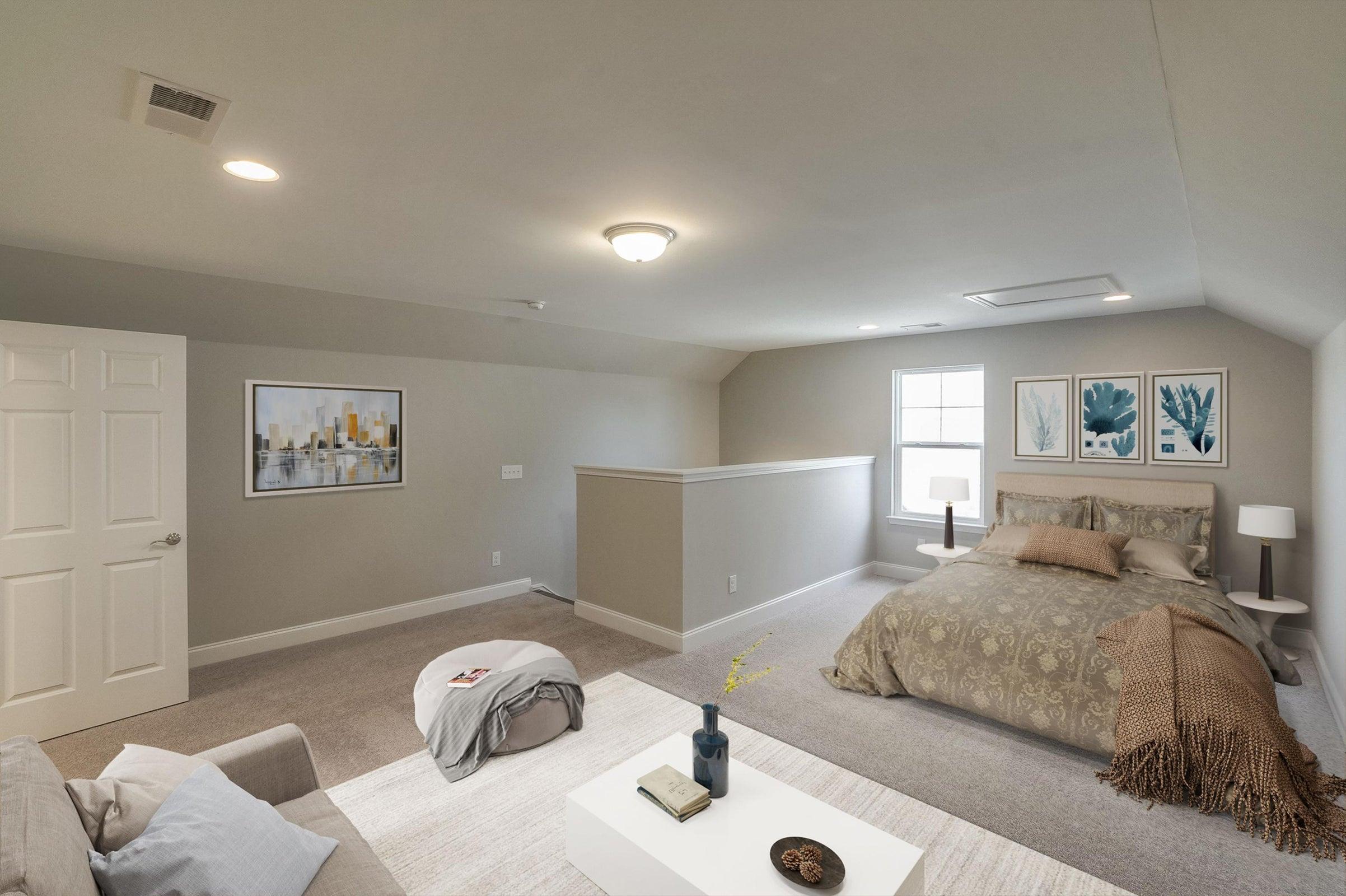 Raleigh Bonus - Bed Rendering