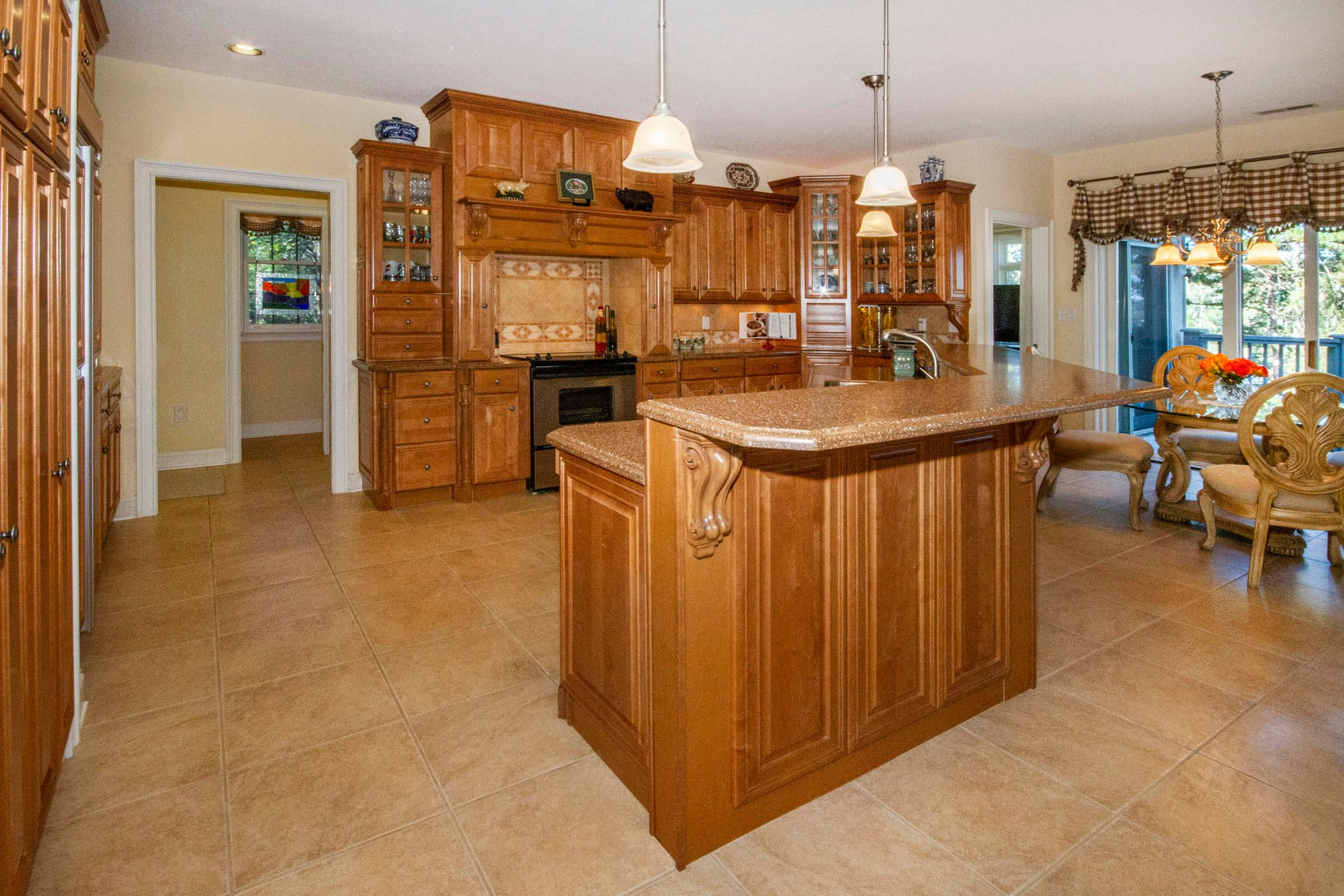 Gorgeous Cabinetry!