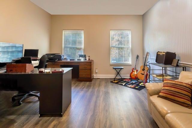 Main Level Office/Music Room