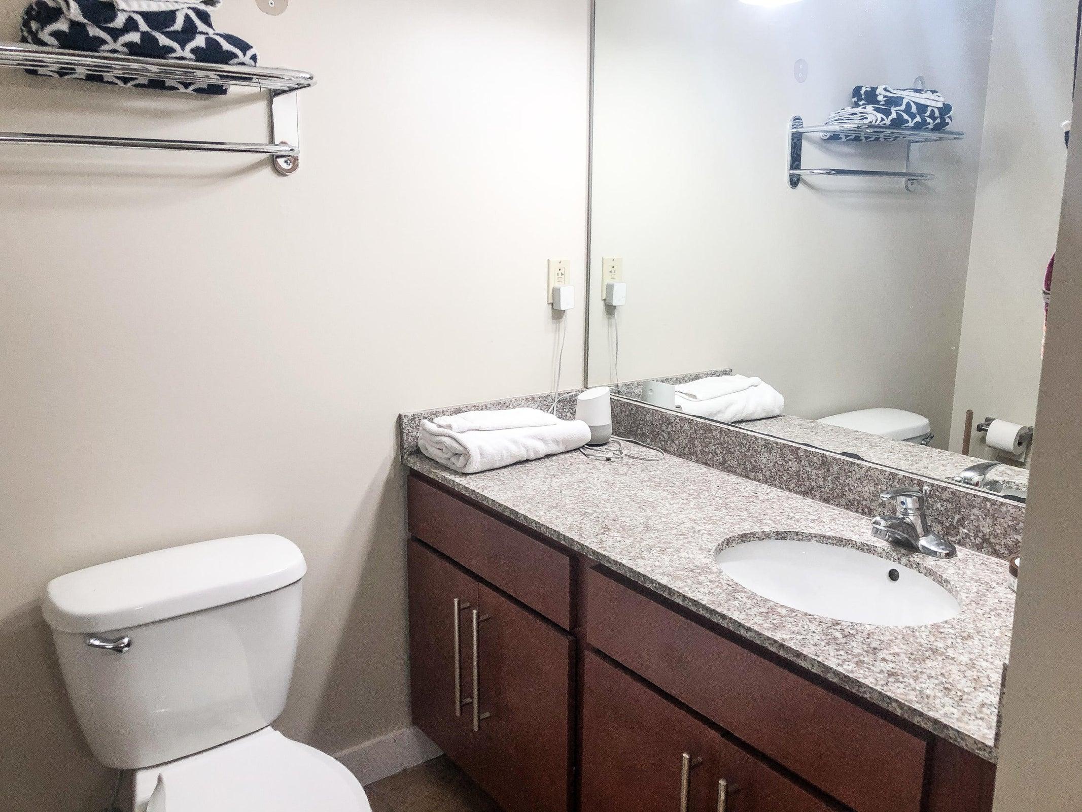 maaster bathroom