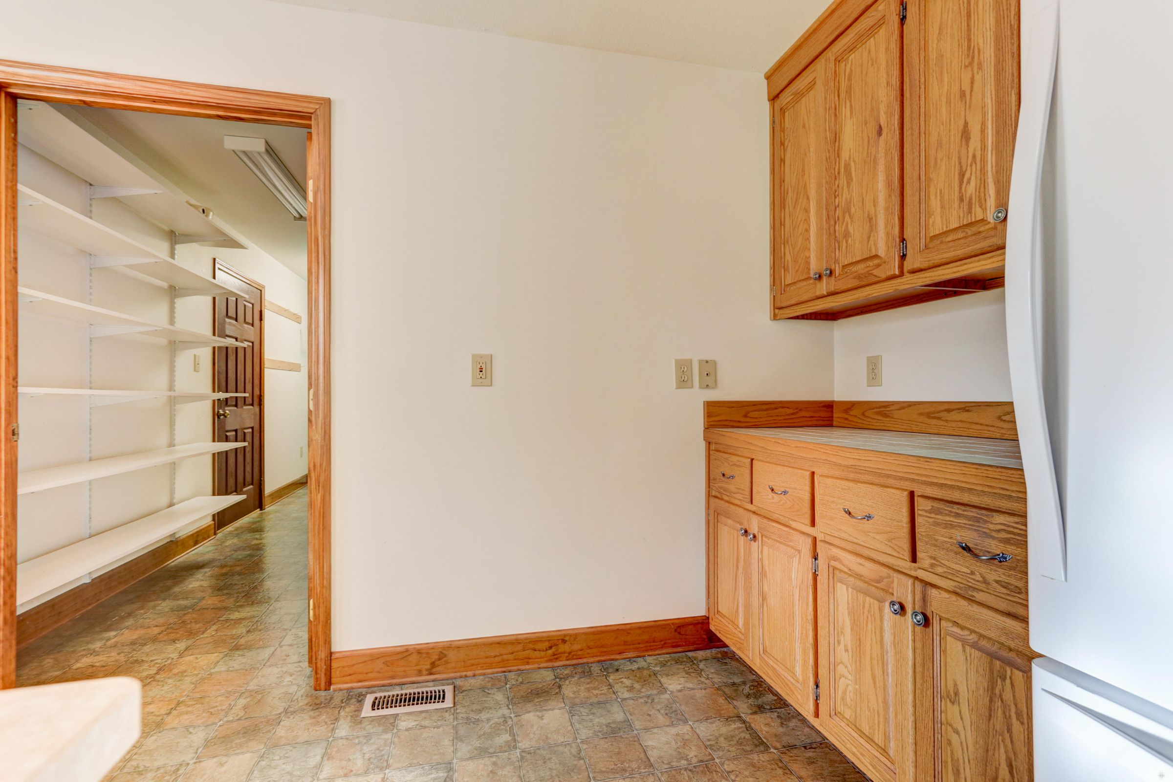 main house kitchen / pantry