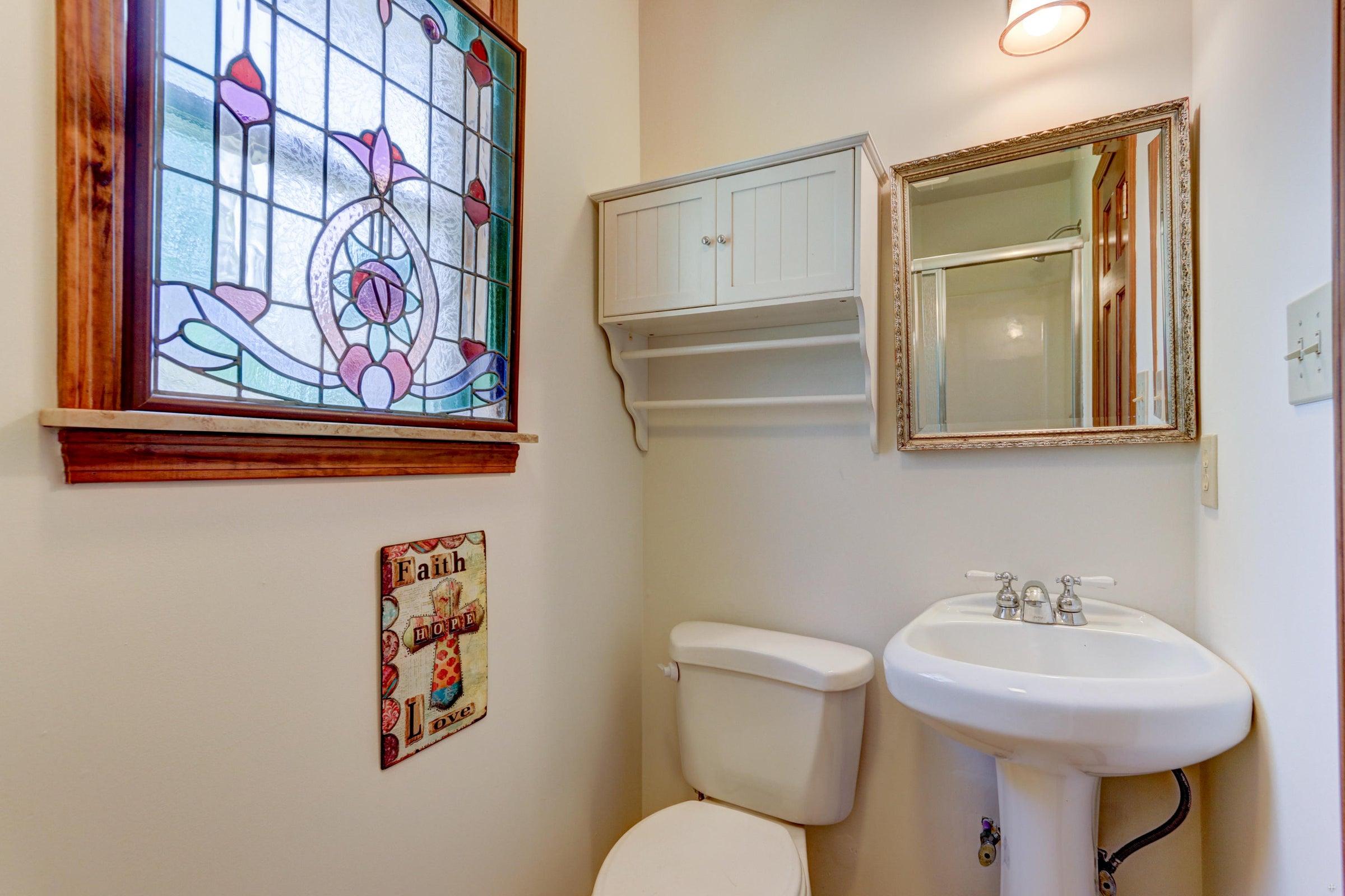 main house bath #2