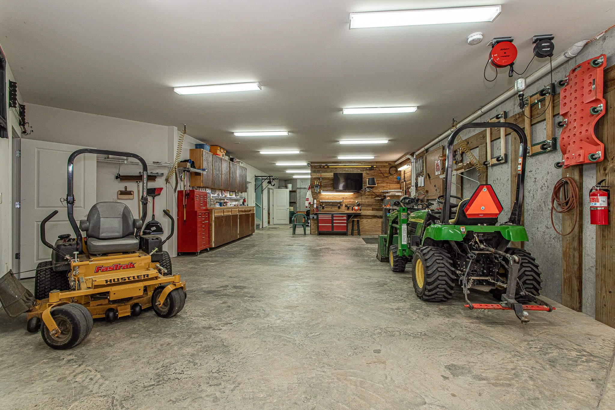 Basement Workshop/Garage/Storage