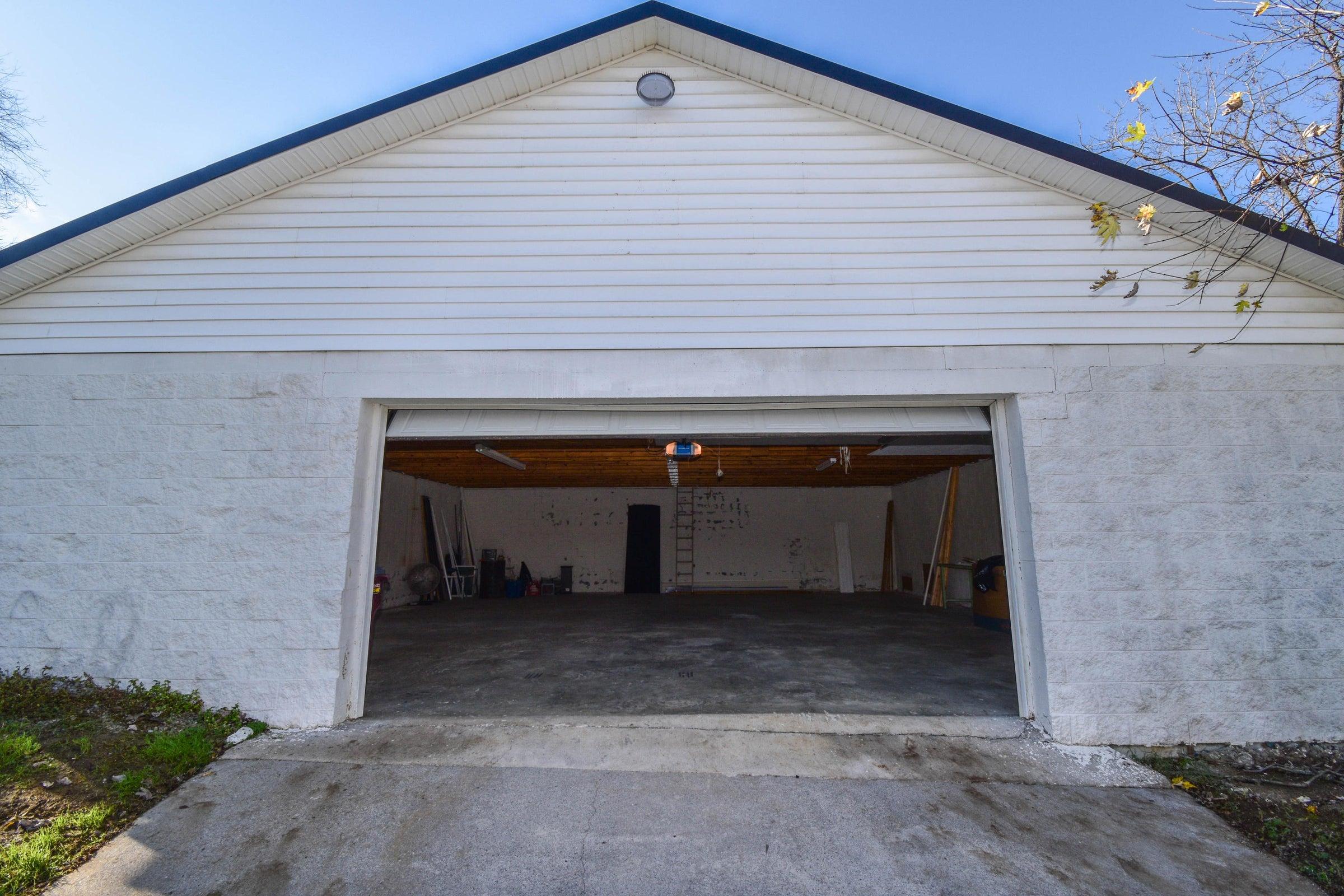 Garagefront