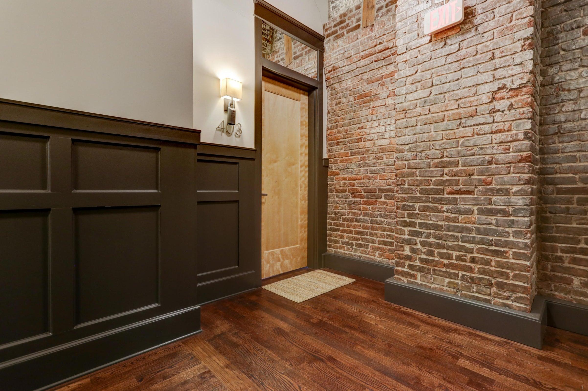 S Gay St Apt 403 Front Door
