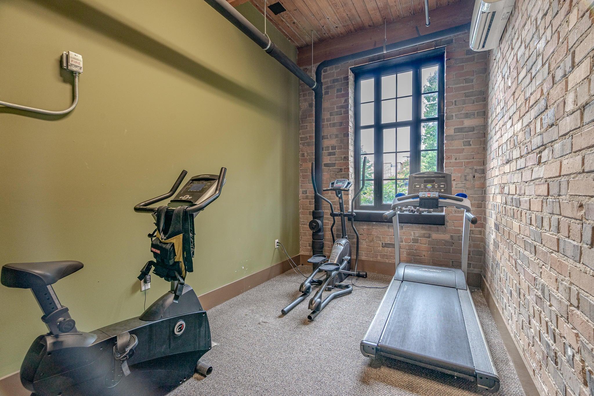HOA Exercise Room