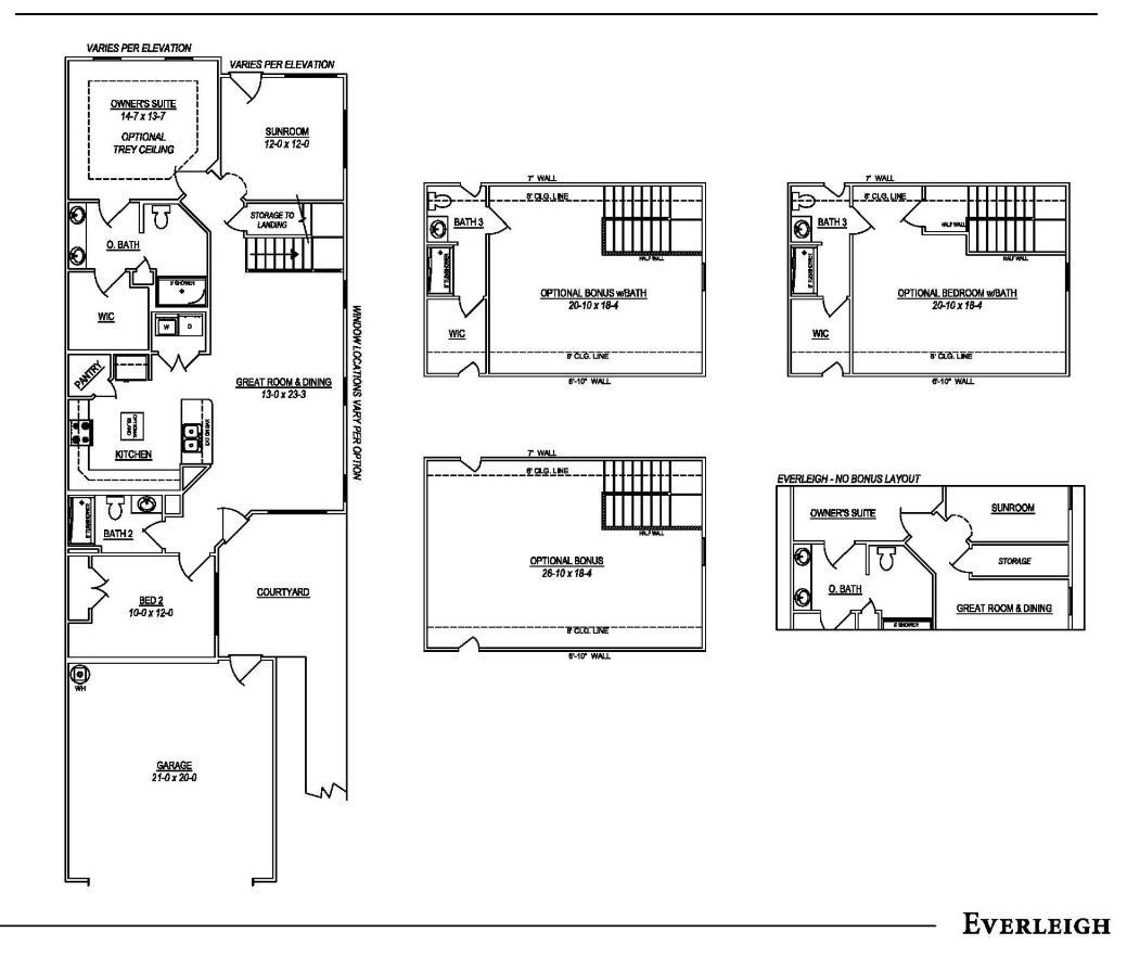 Everleigh Floorplan