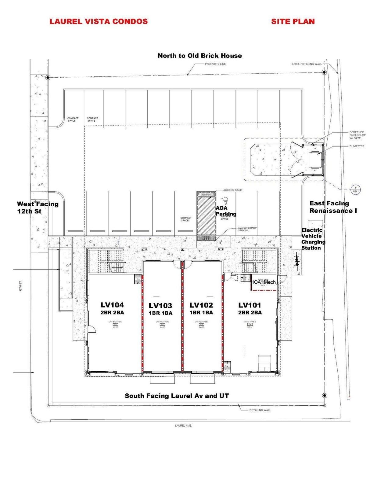 LV Site Plan