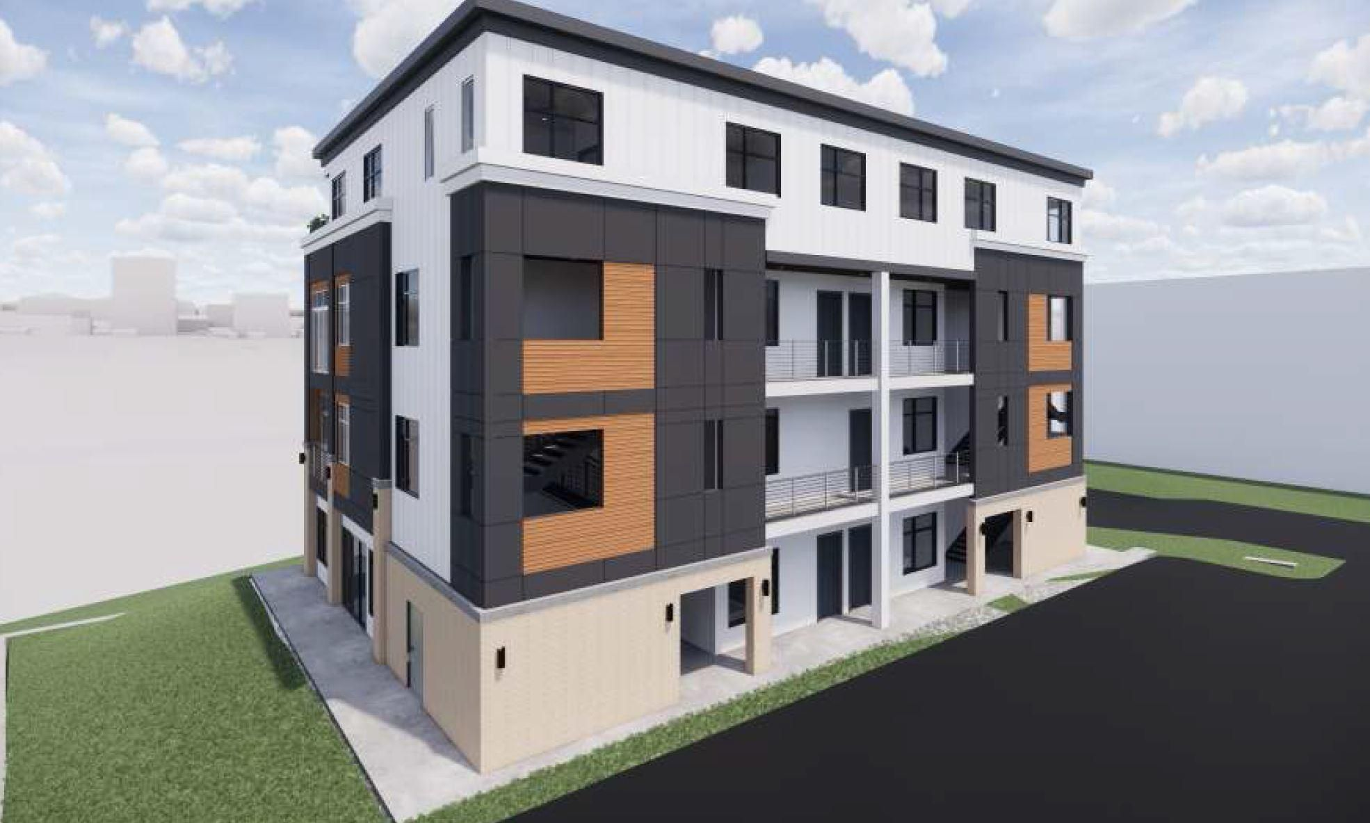 Laurel Vista Exterior - corner2