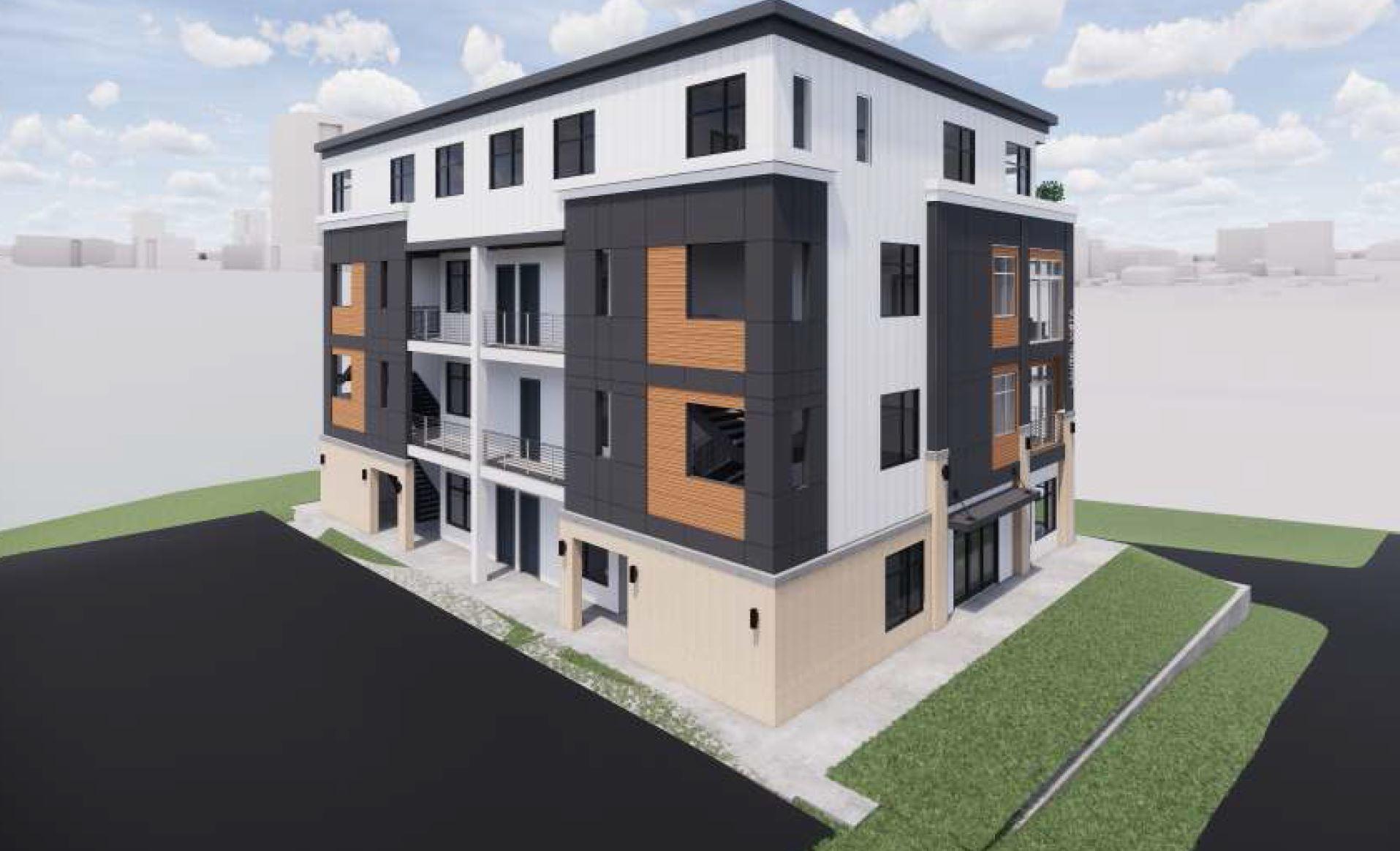 Laurel Vista Exterior - corner1