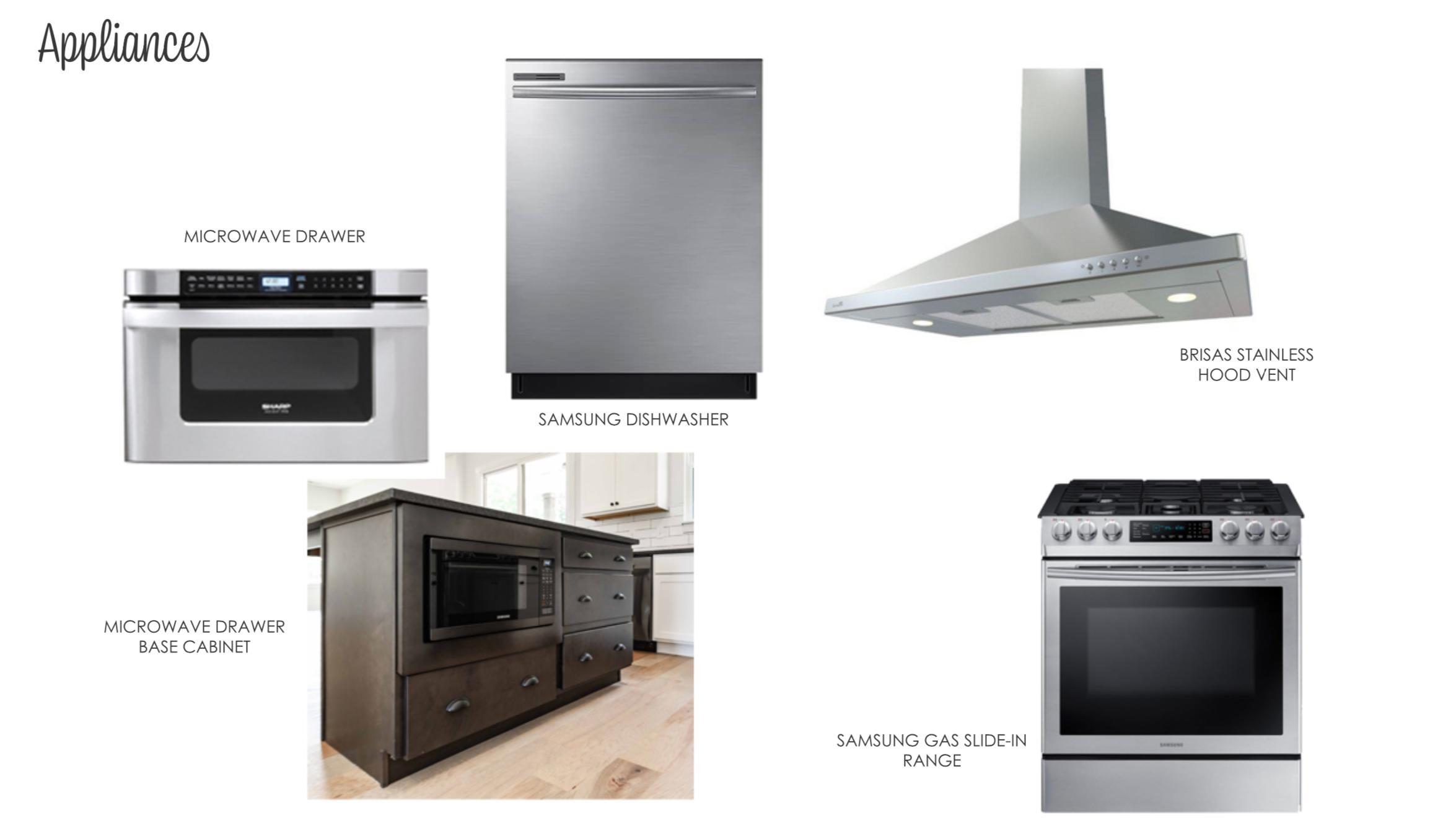 Appliances SB1