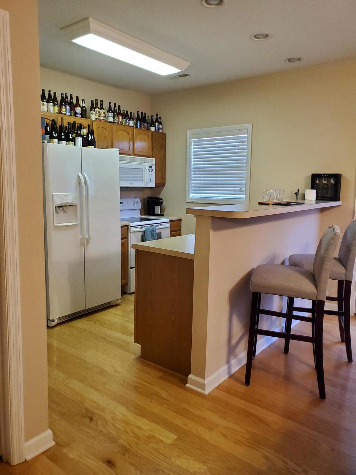 Downstairs Full Kitchen