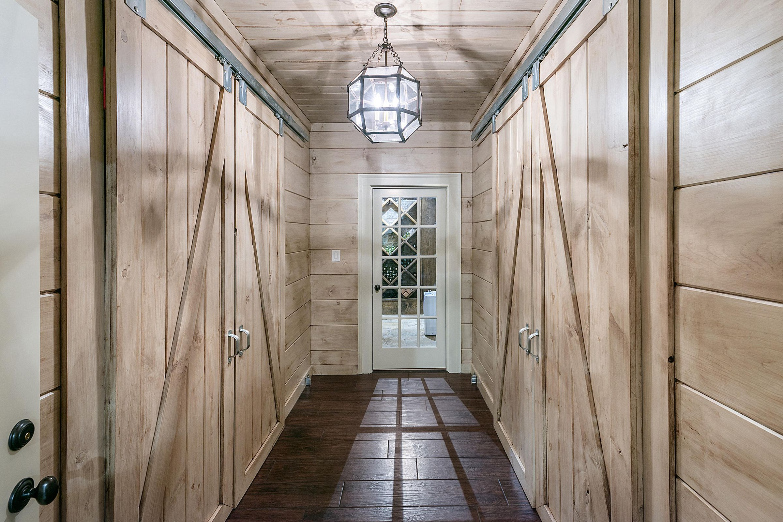 Hallway to Cellar