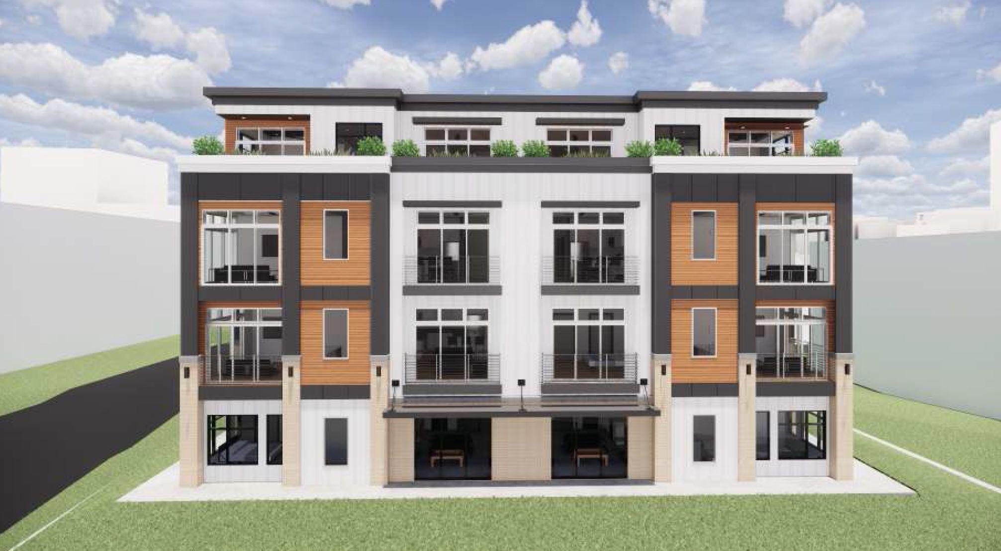 Laurel Vista Exterior - South