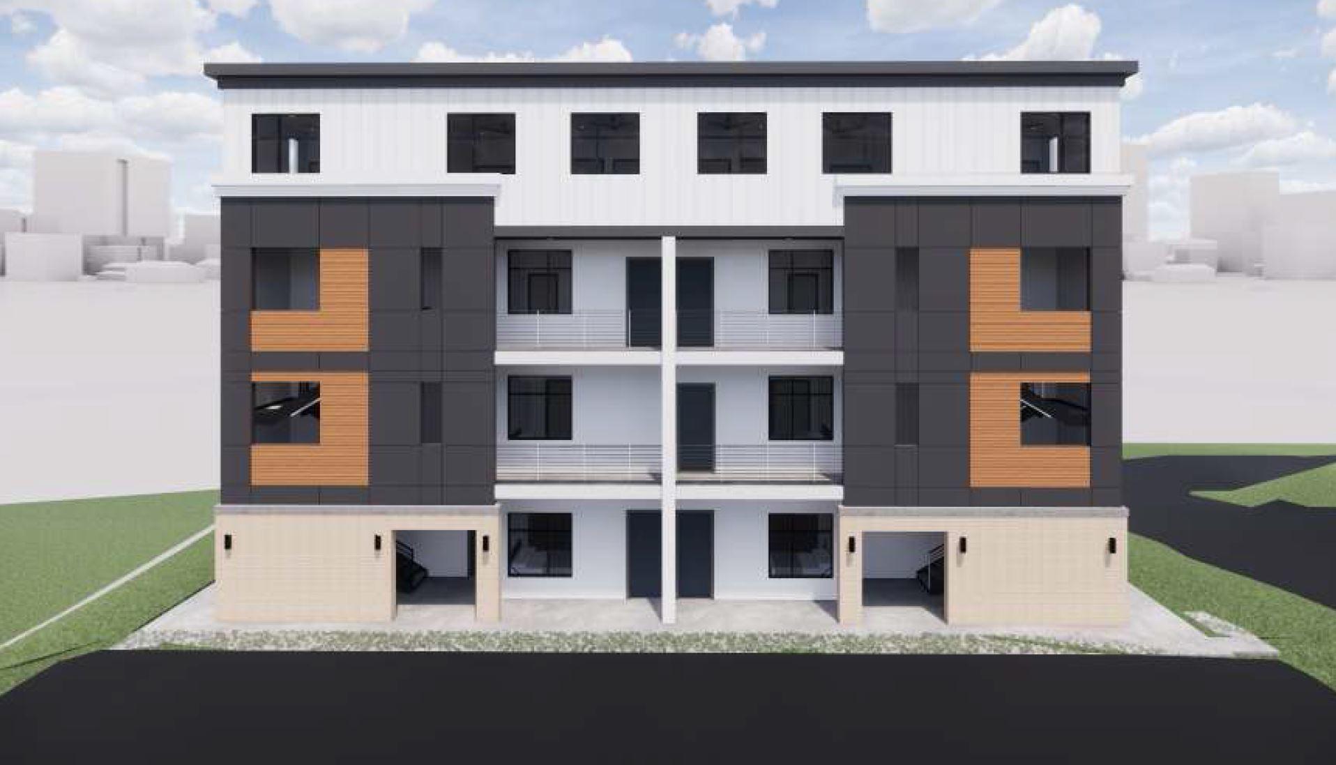 Laurel Vista Exterior - North
