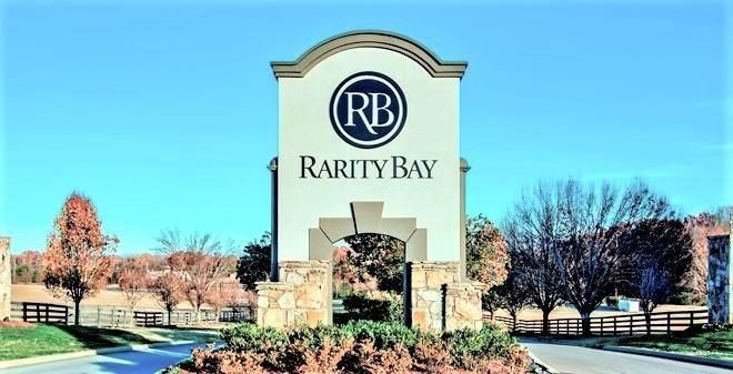 Entrance to Rarity Bay