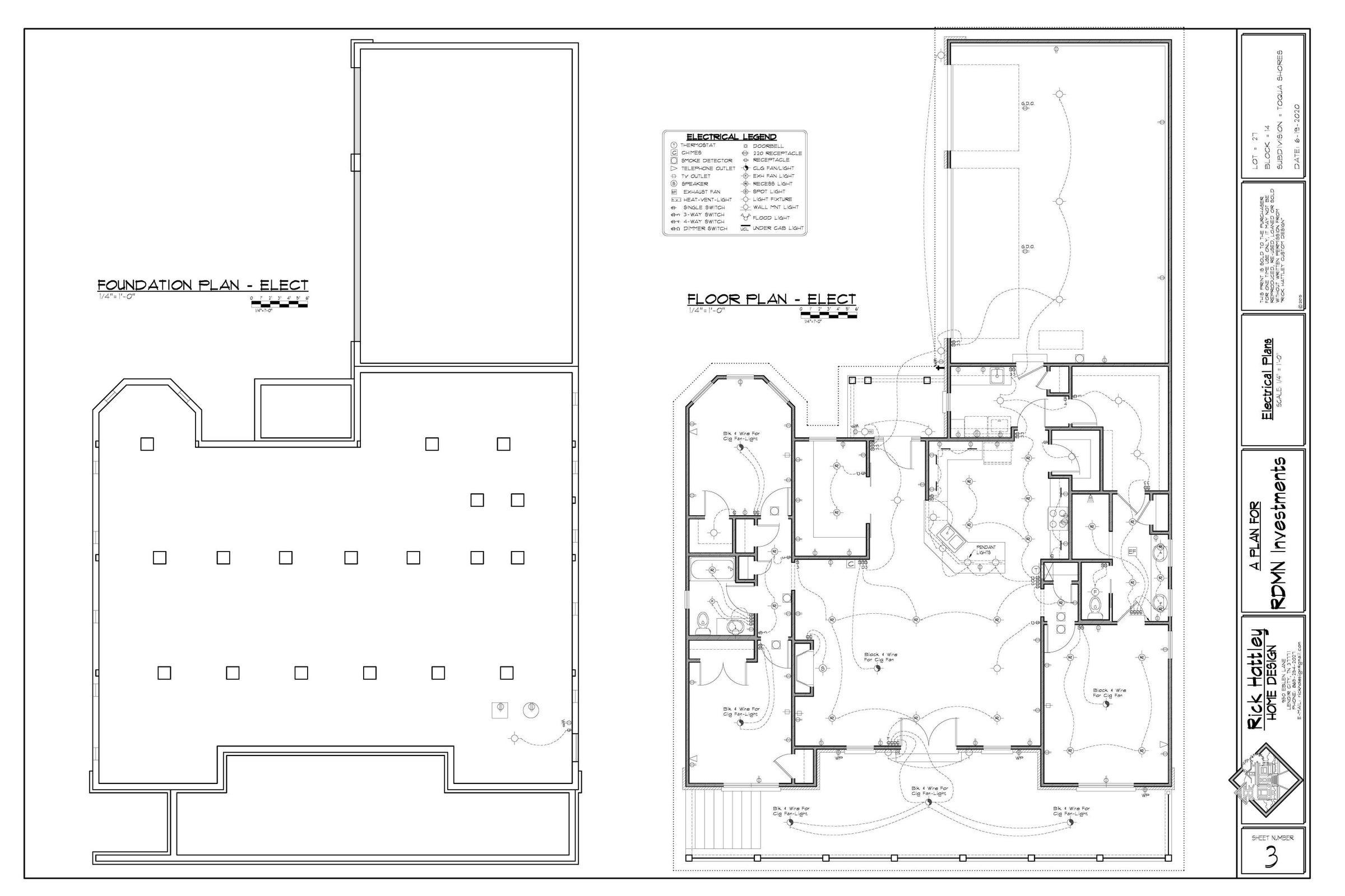 RDMN TQS Blk-14 Lot-27 sheet3