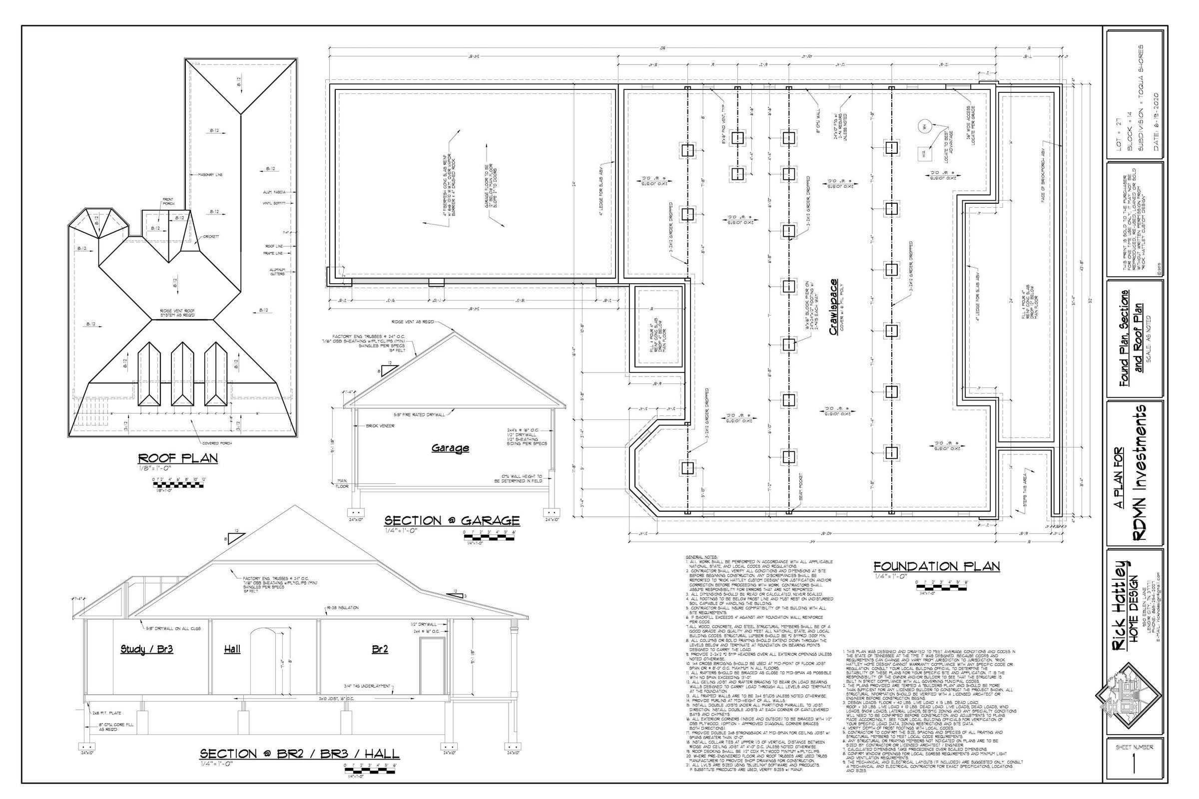 RDMN TQS Blk-14 Lot-27 sheet1
