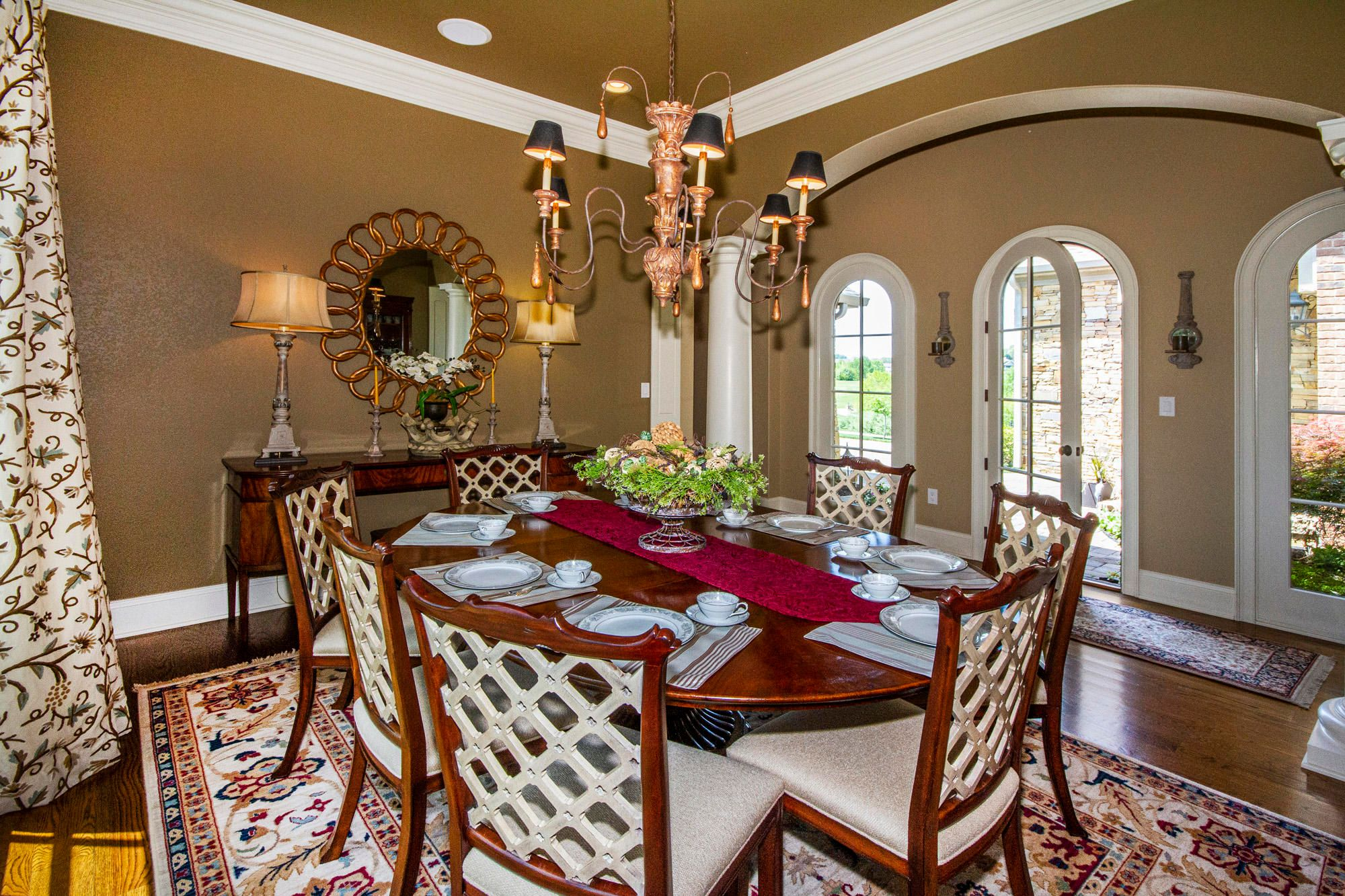 Gorgeous Formal Dining Room!