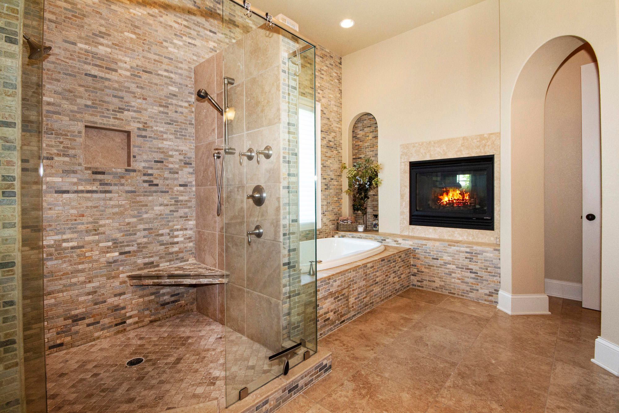Spa Inspired Master Bath!