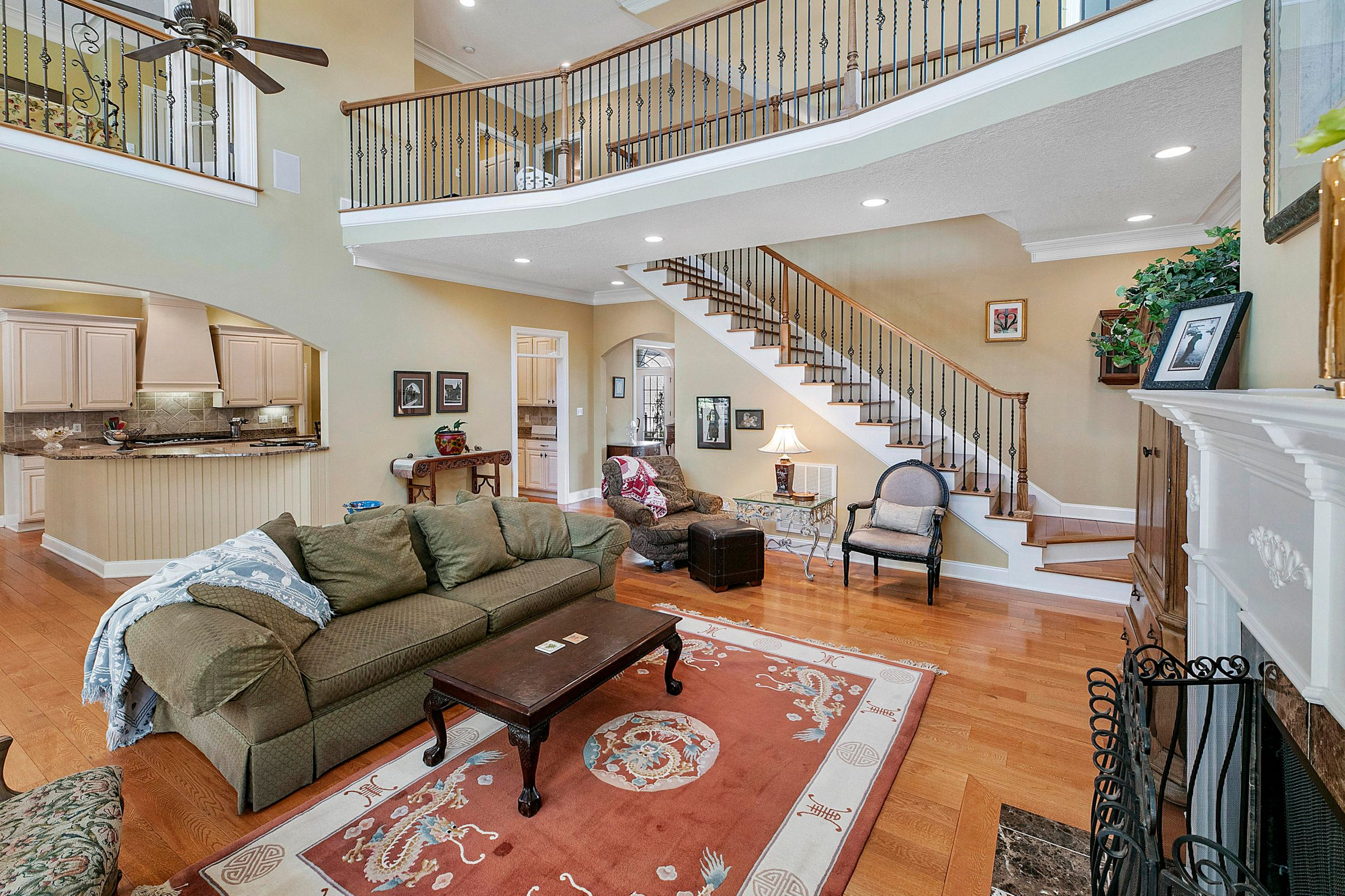 Great Room - 2 story