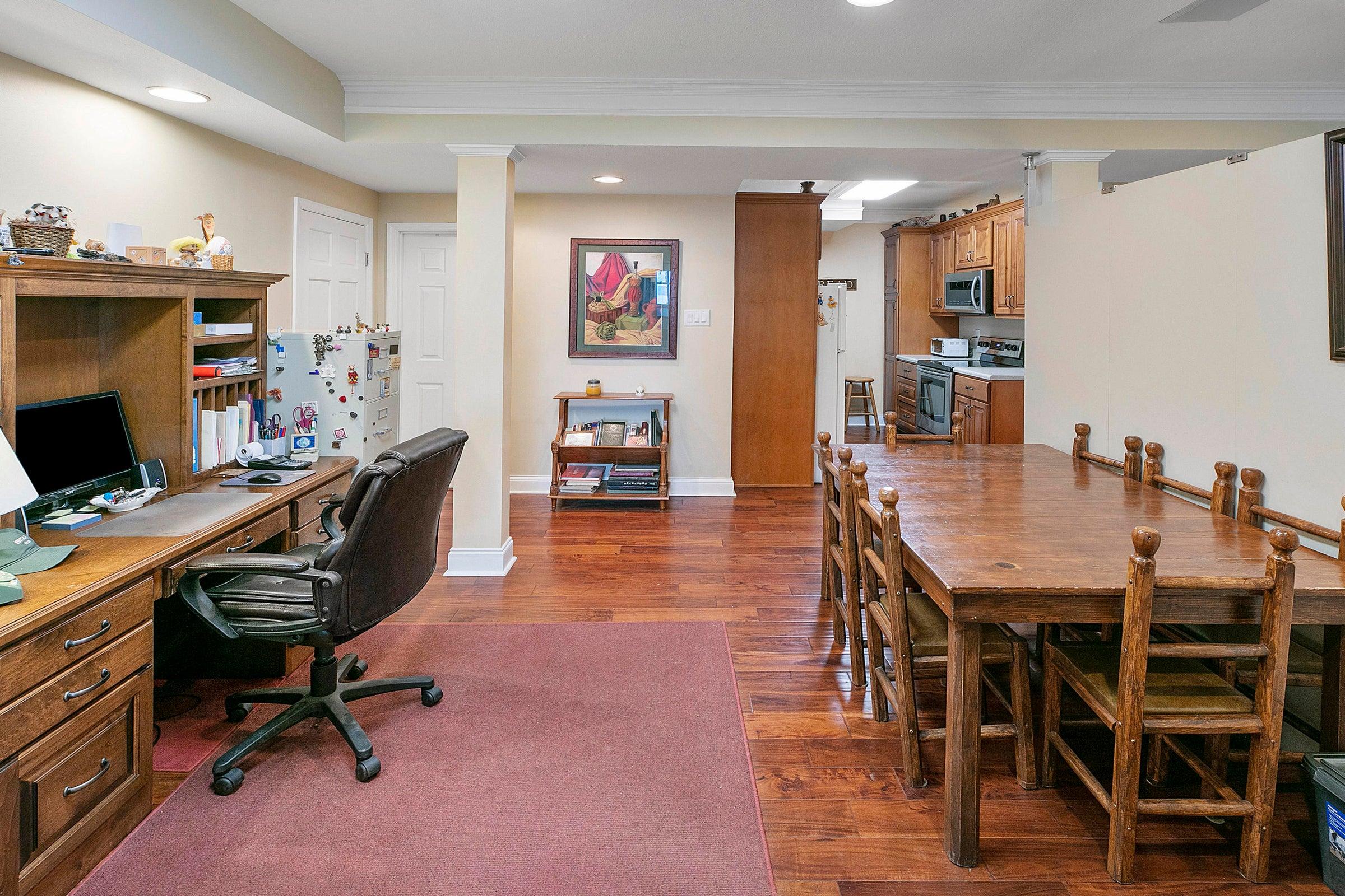 Dining / Office Basement