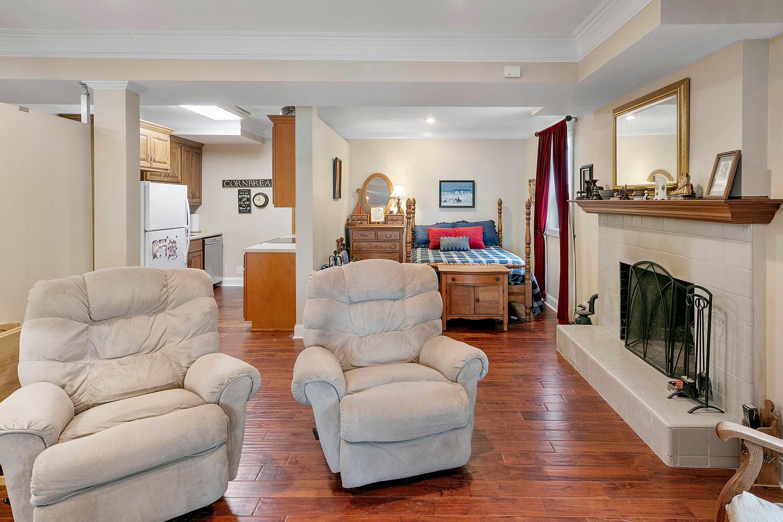 Living Room - Basement