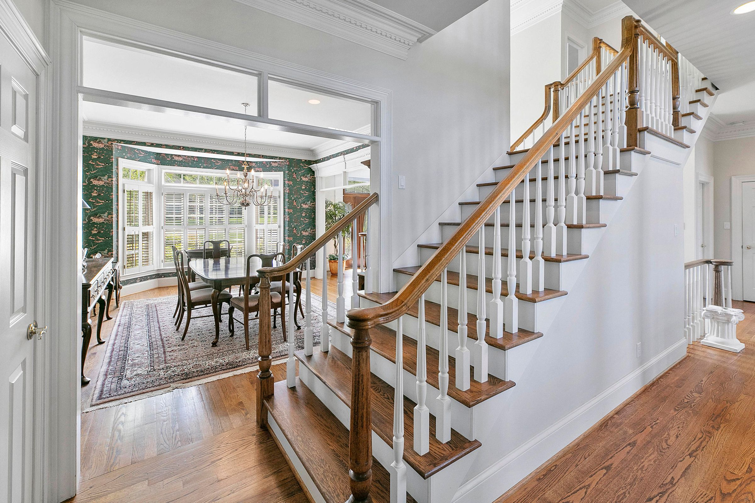2nd staircase
