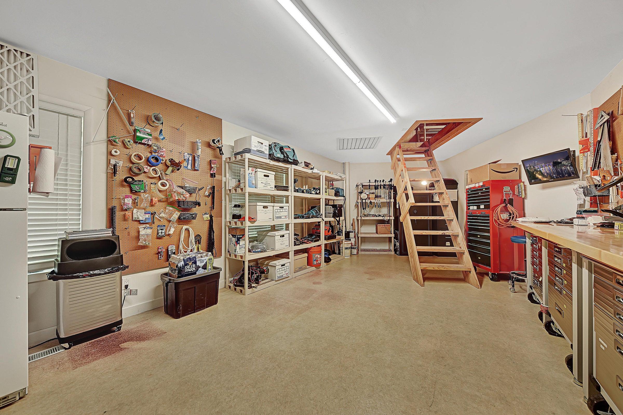 Workshop/Flex Room