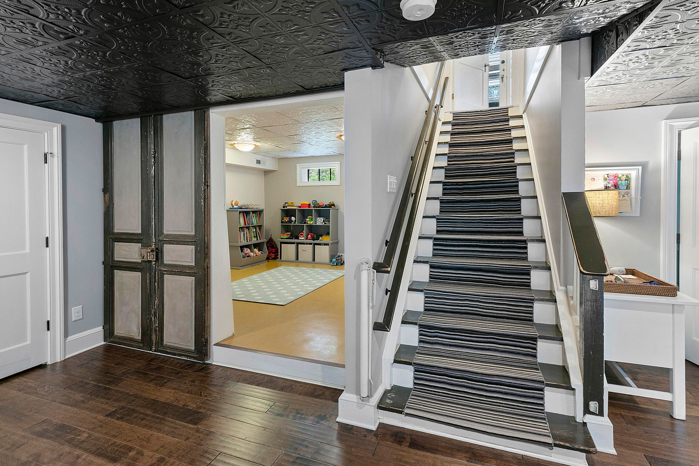 Stairway to Main Level