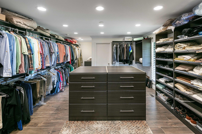 walk-in closet one