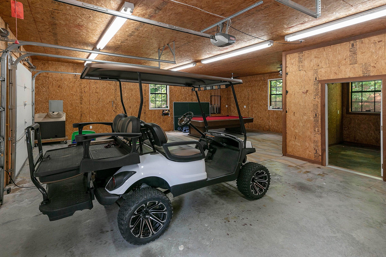golf cart space