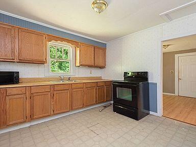 Kitchen second house