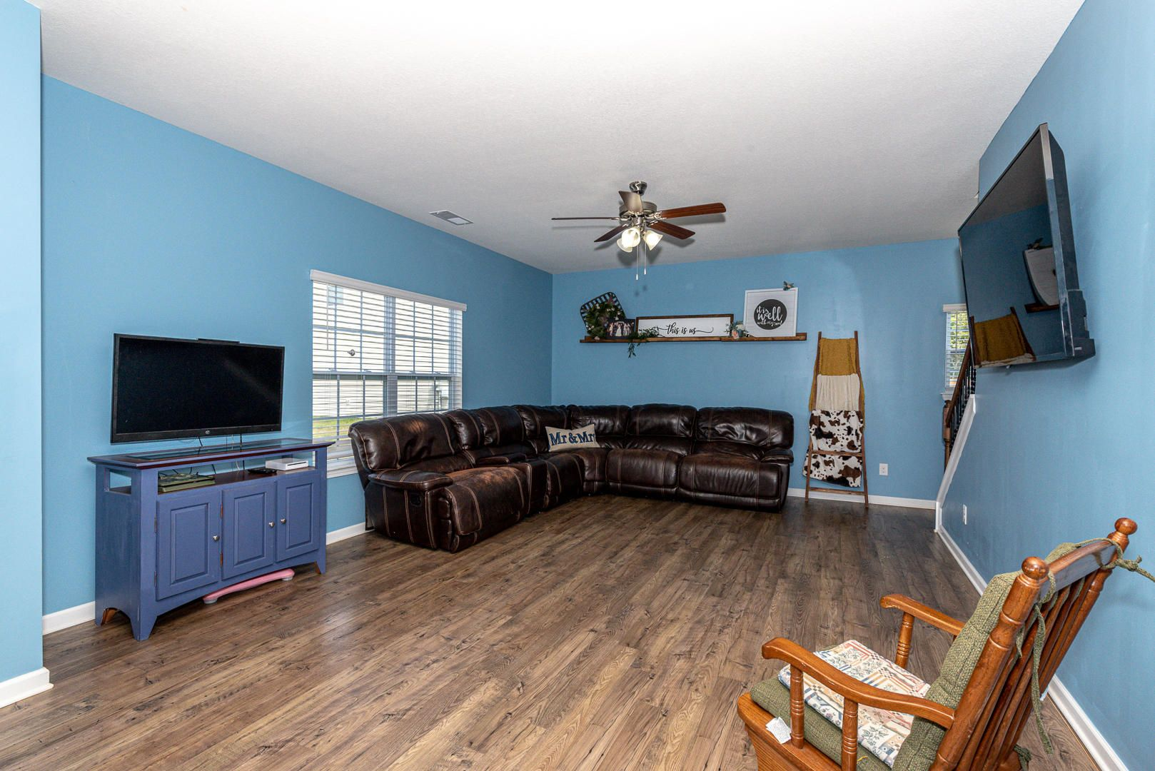 Family room--main level