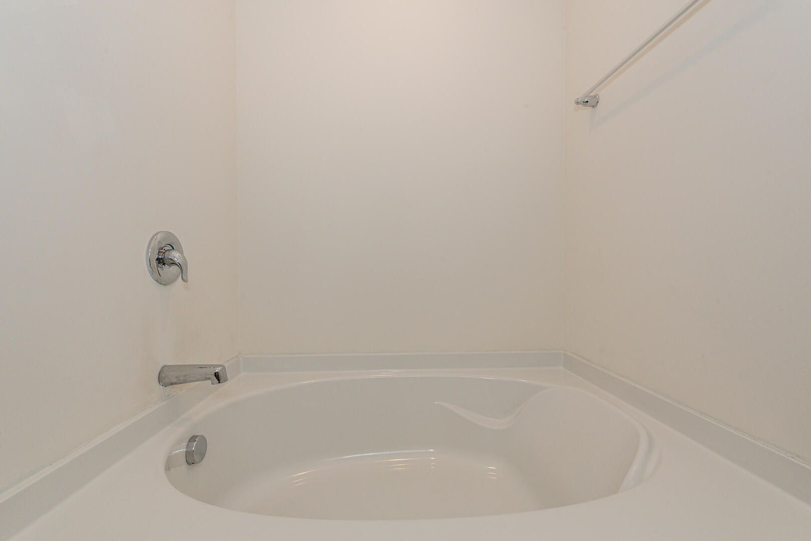 Enjoy luxurious soaks in the tub!