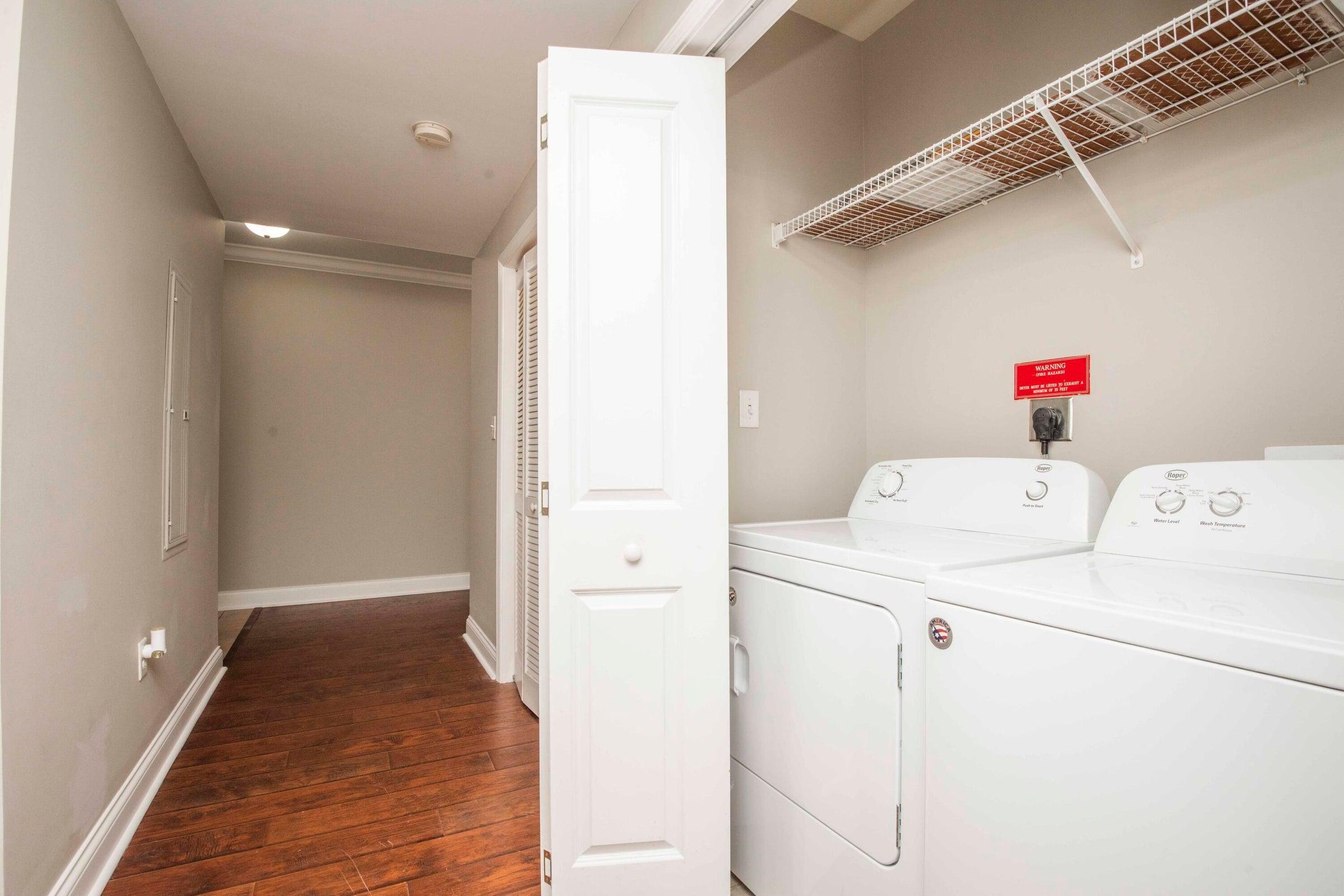 Dryer/washer convey