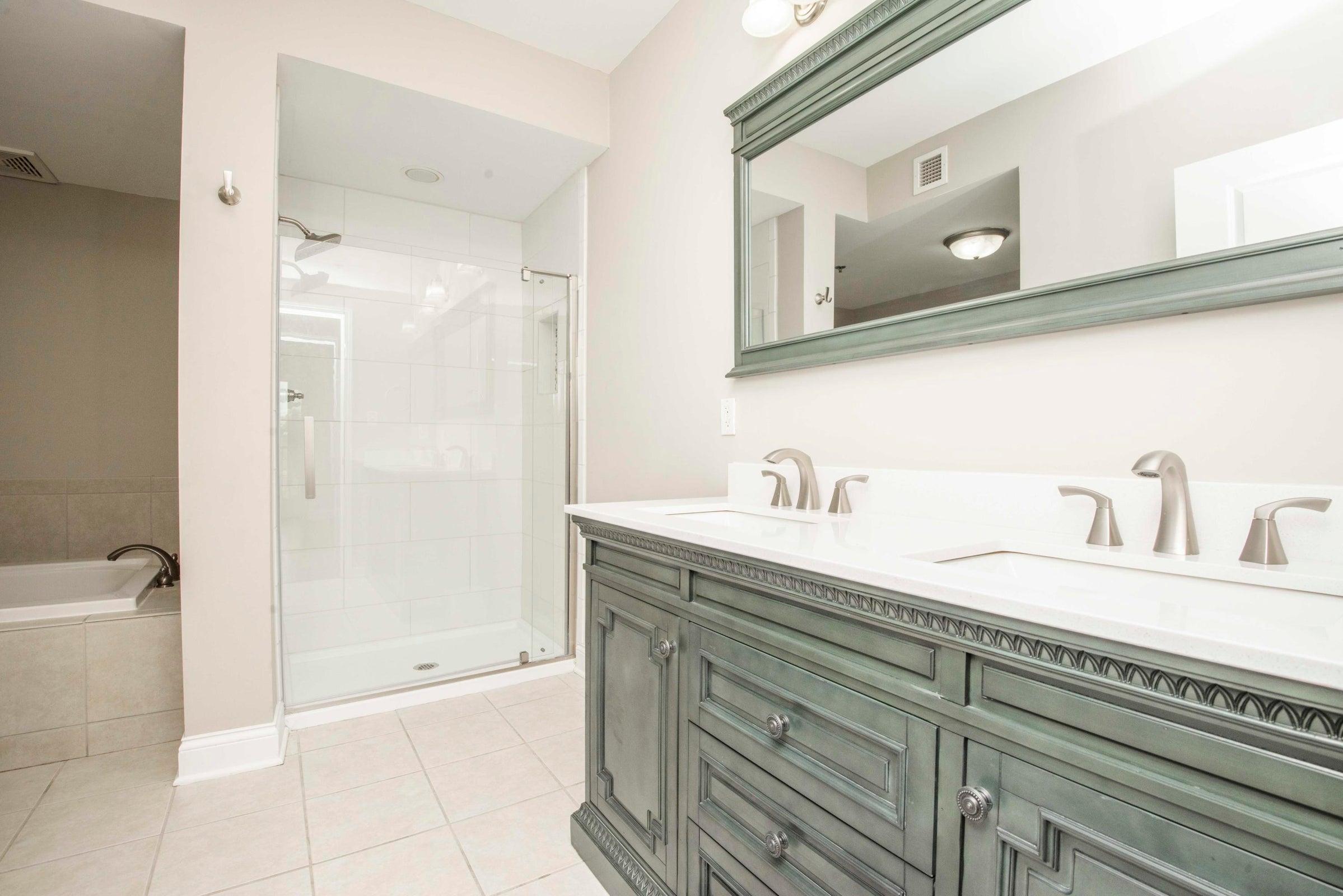 Renovated Ma Bathroom