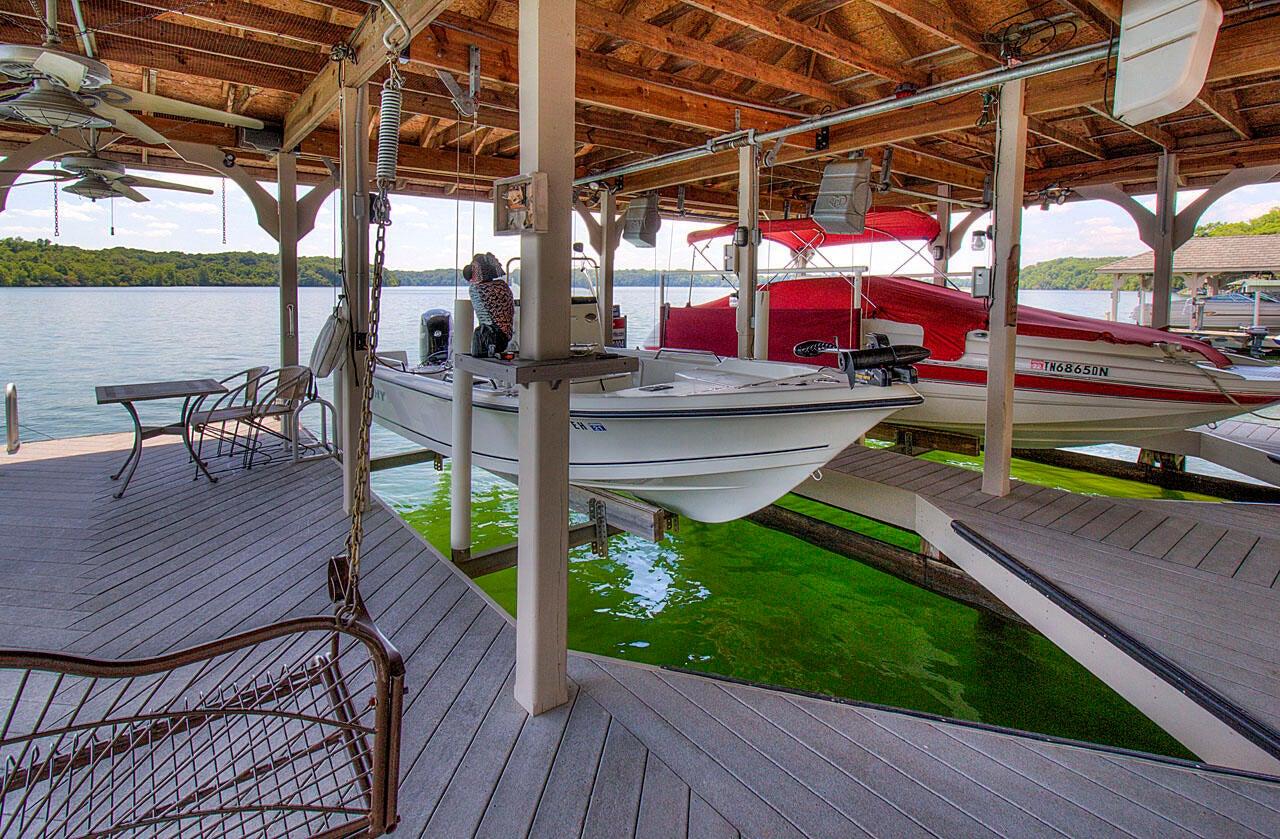 2 Boat Lifts