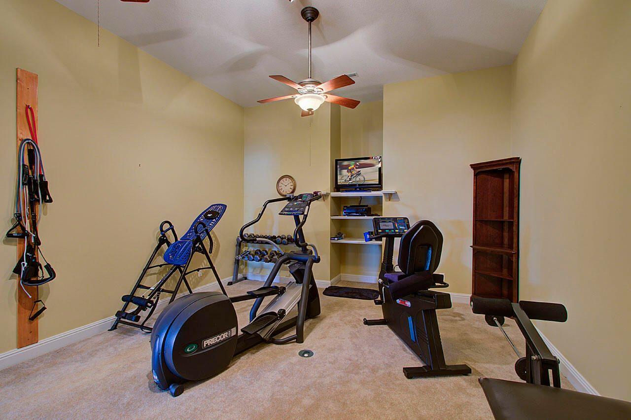 Exercise Room Incl. TV