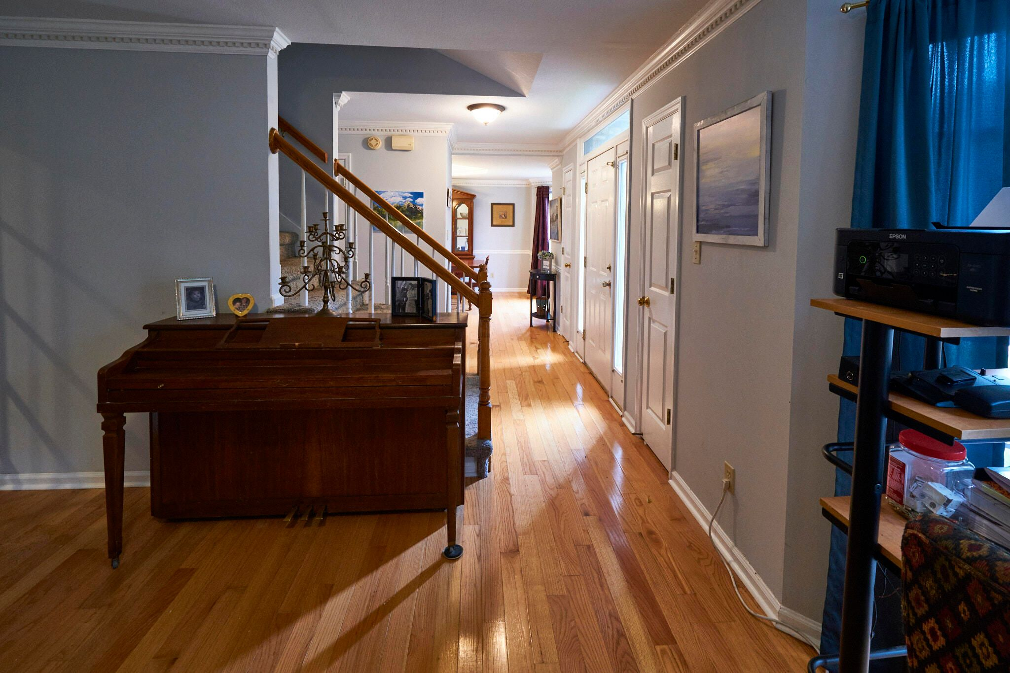 Note Beautiful Hardwood Floors
