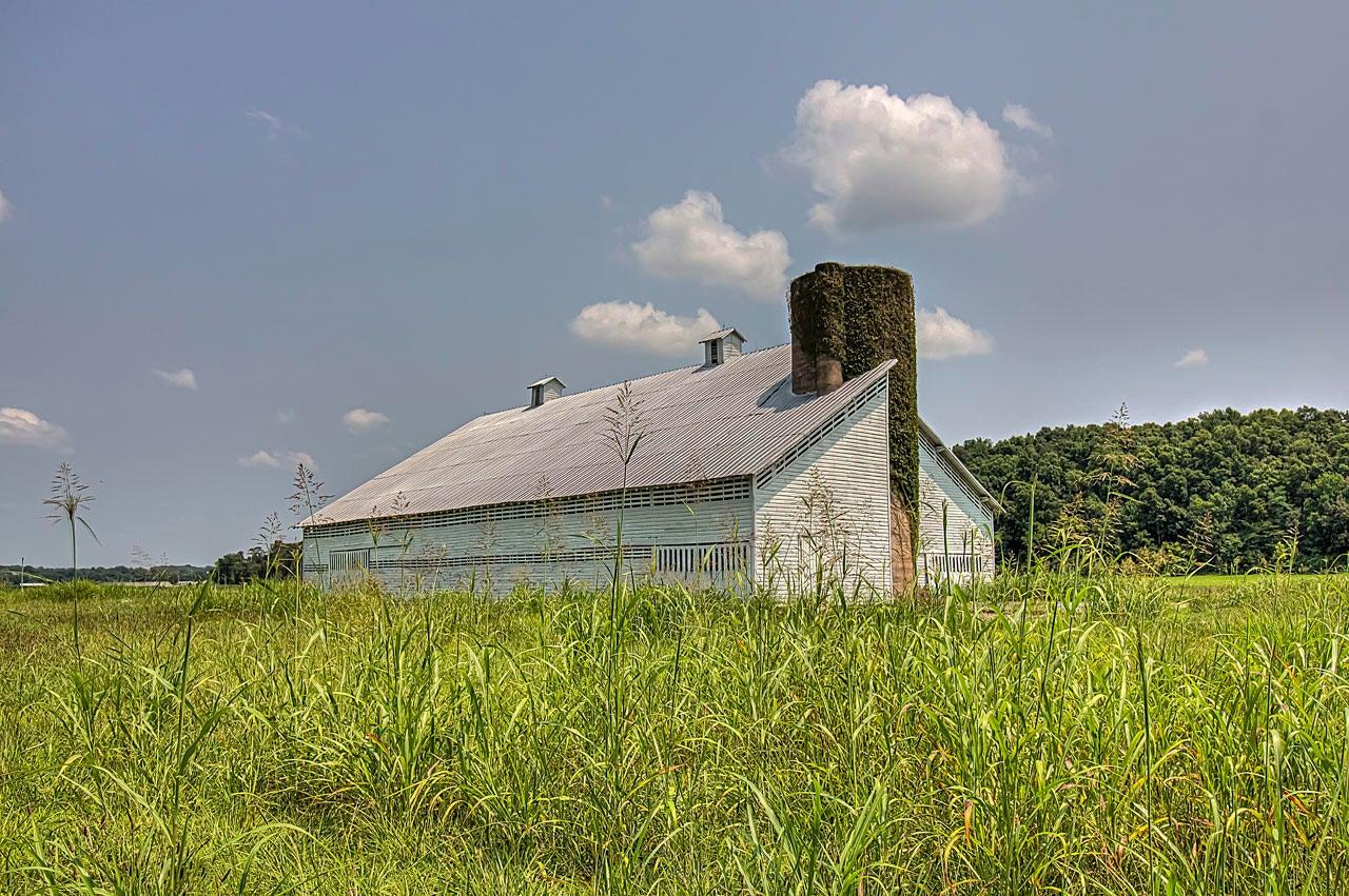 Barn Built in 1900