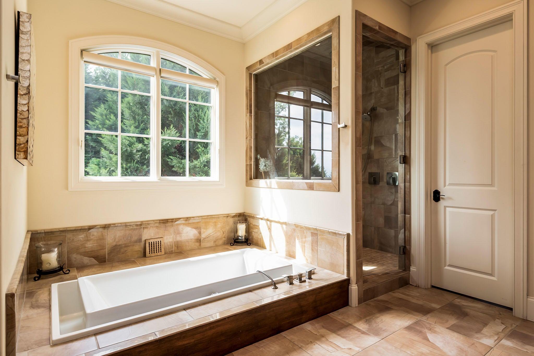Primary Bathroom View 3